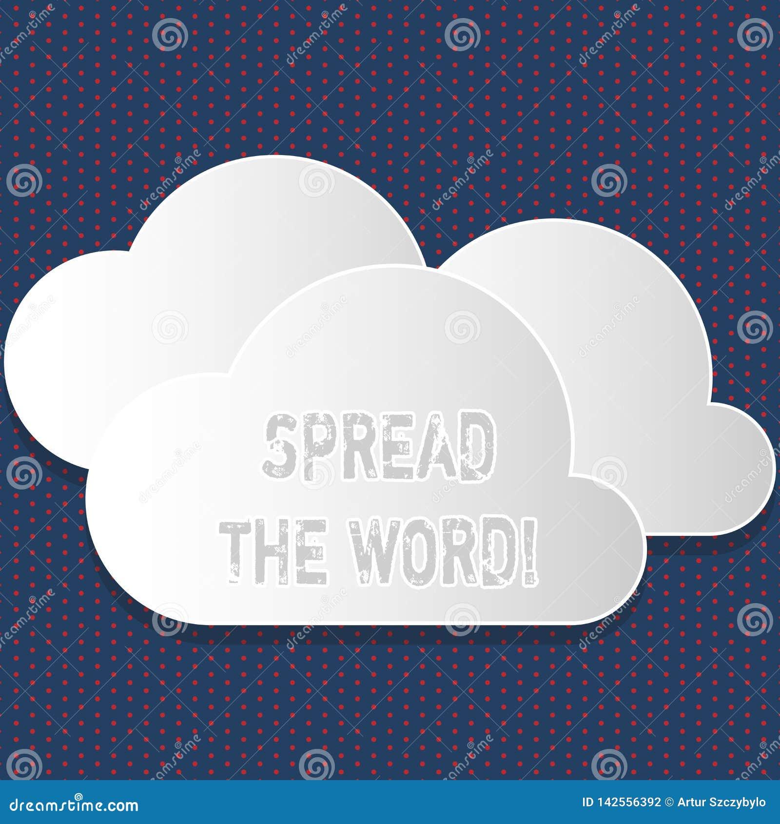 Показ знака текста распространил слово Схематическая доля фото информация или новости используя социальные средства массовой инфо