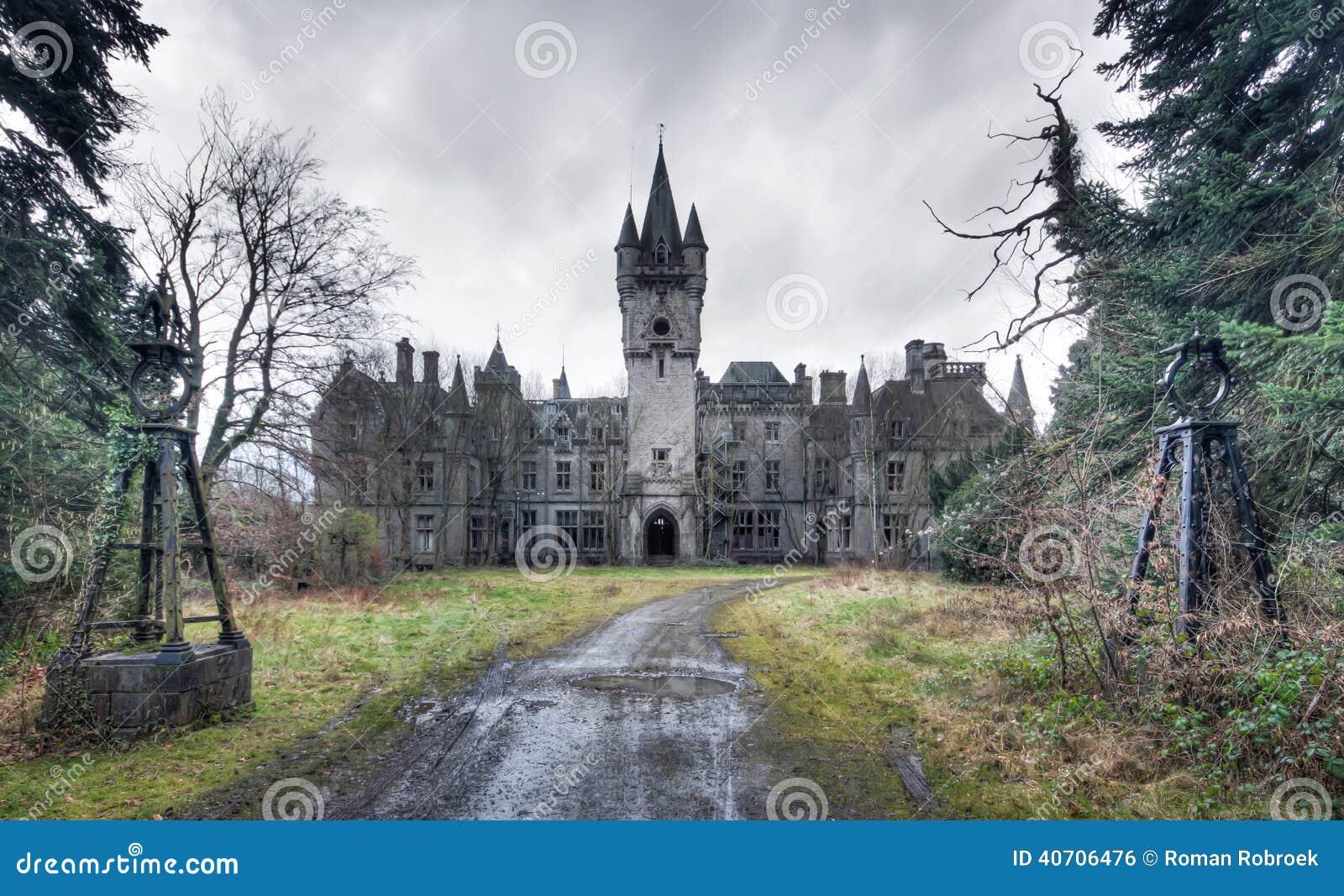 Покинутый замок Ничего выведенное больше