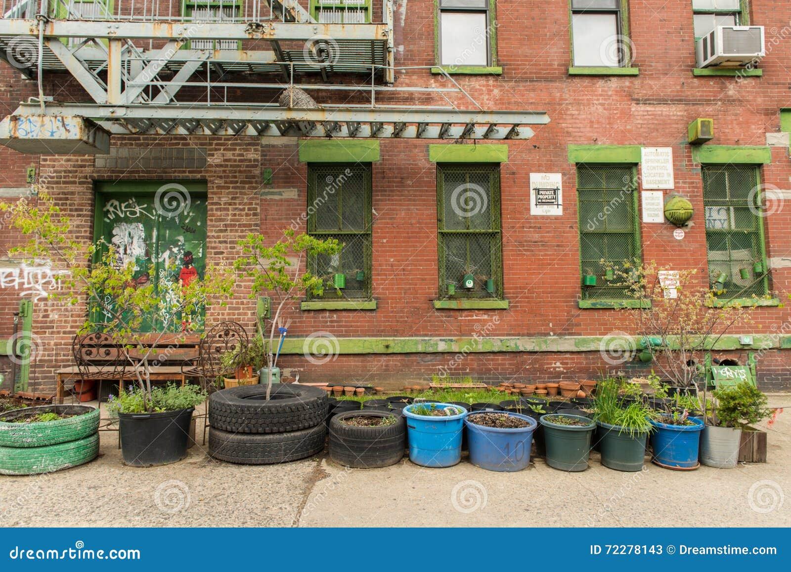 Download Покинутый дом с заводами перед им Редакционное Стоковое Фото - изображение насчитывающей backhander, дверь: 72278143