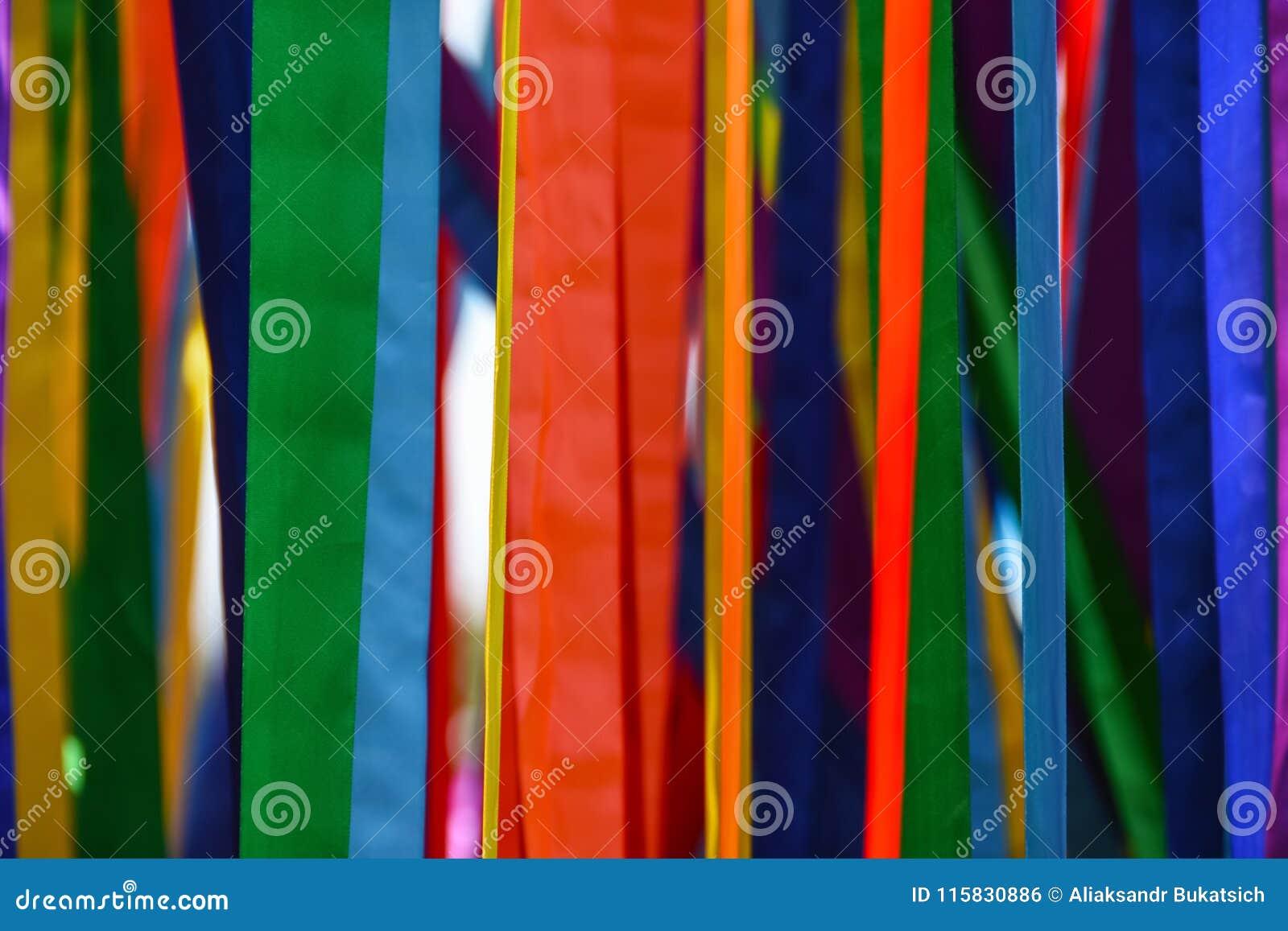 Покрасьте ленты, концепцию LGBT, свободу, Европу, гомосексуалистов, парад, предпосылку, космос экземпляра, флаг