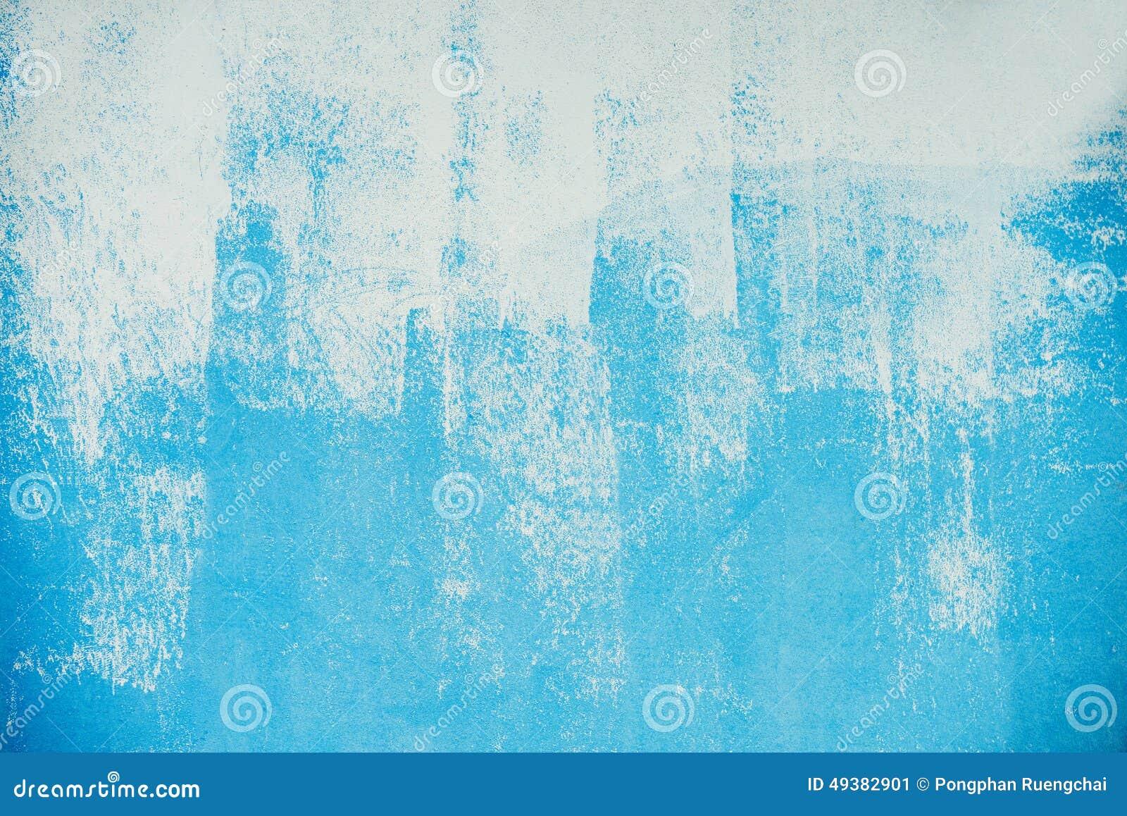 Покрашенная синь