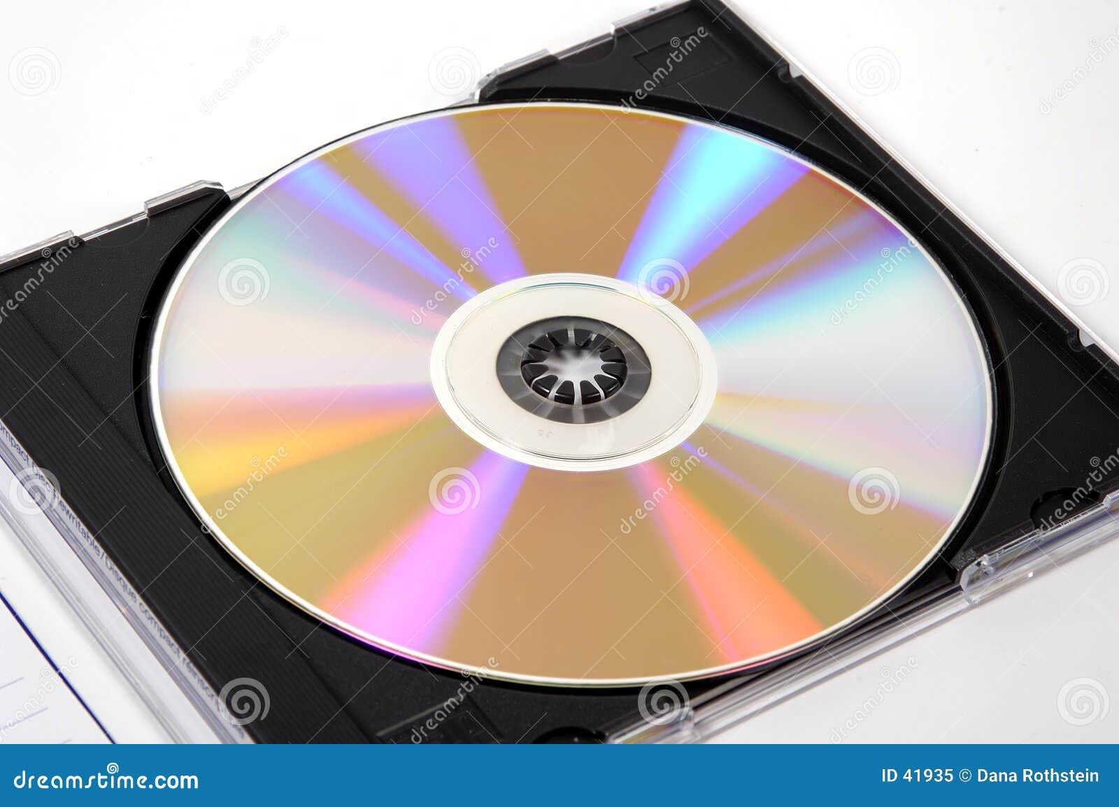 покрывайте компактный диск