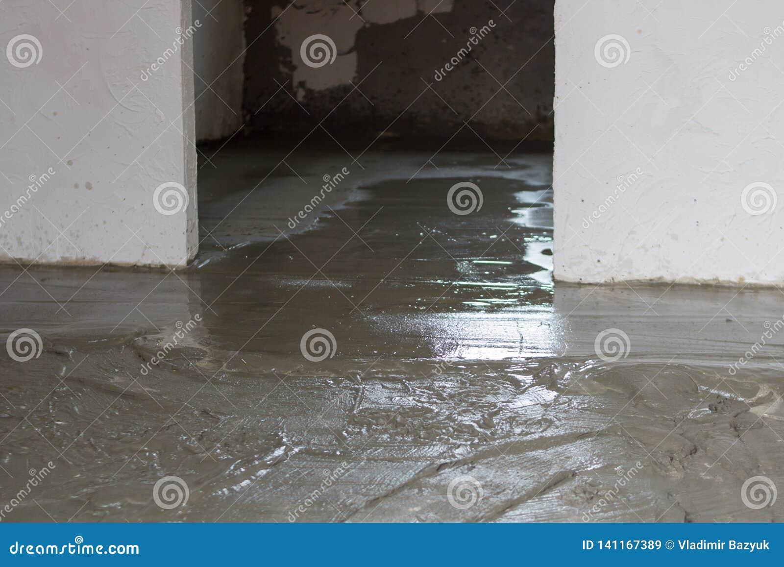 Цементный раствор для ремонта пола бетон пло