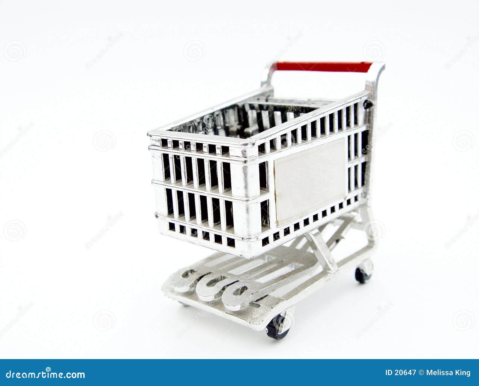покупка тележки