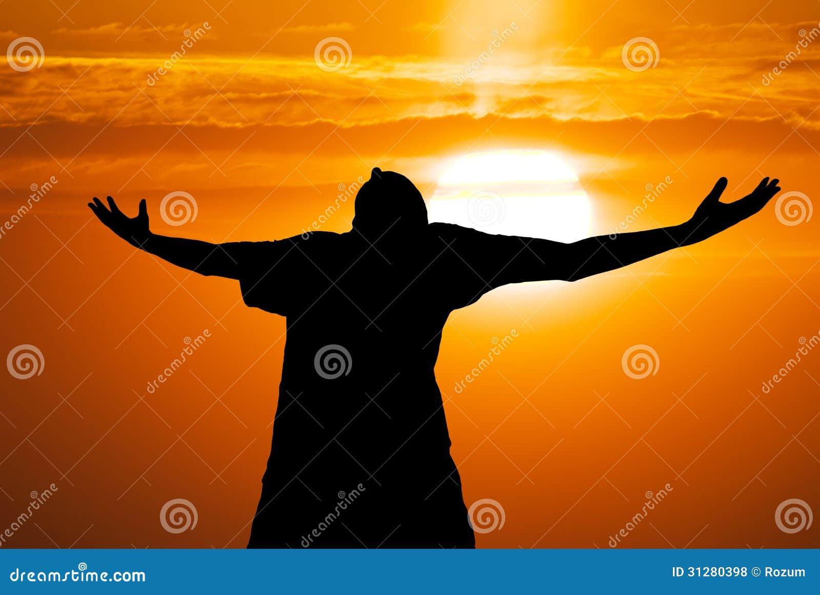 Поклонение человека
