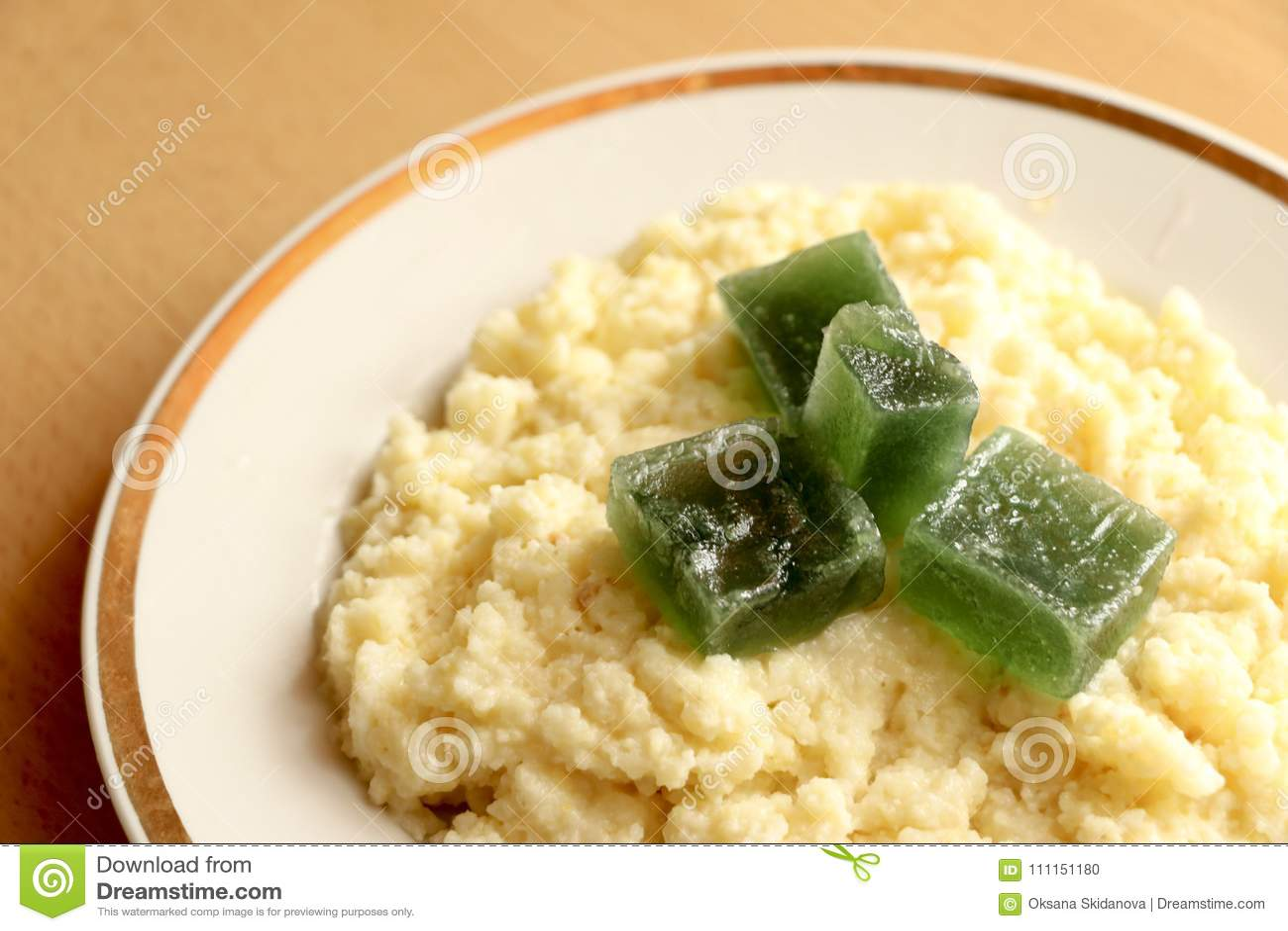 каша на завтрак полезная