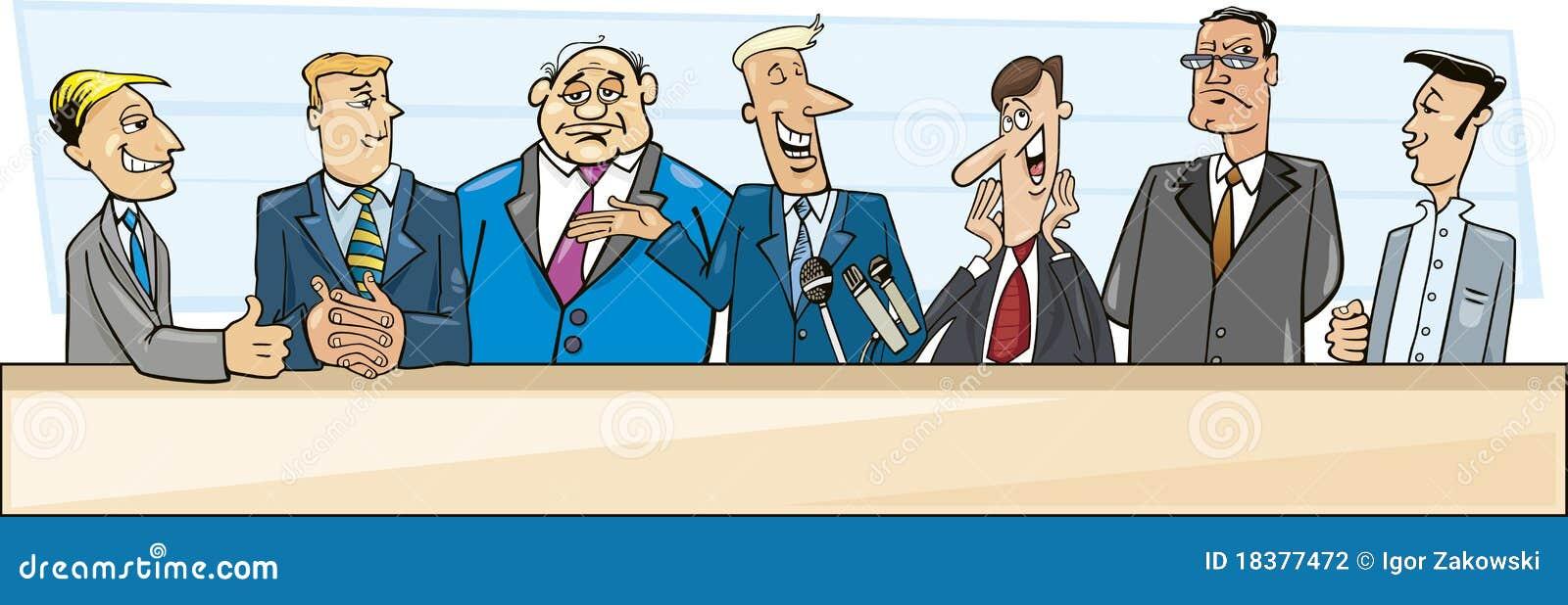 политиканы бизнесменов