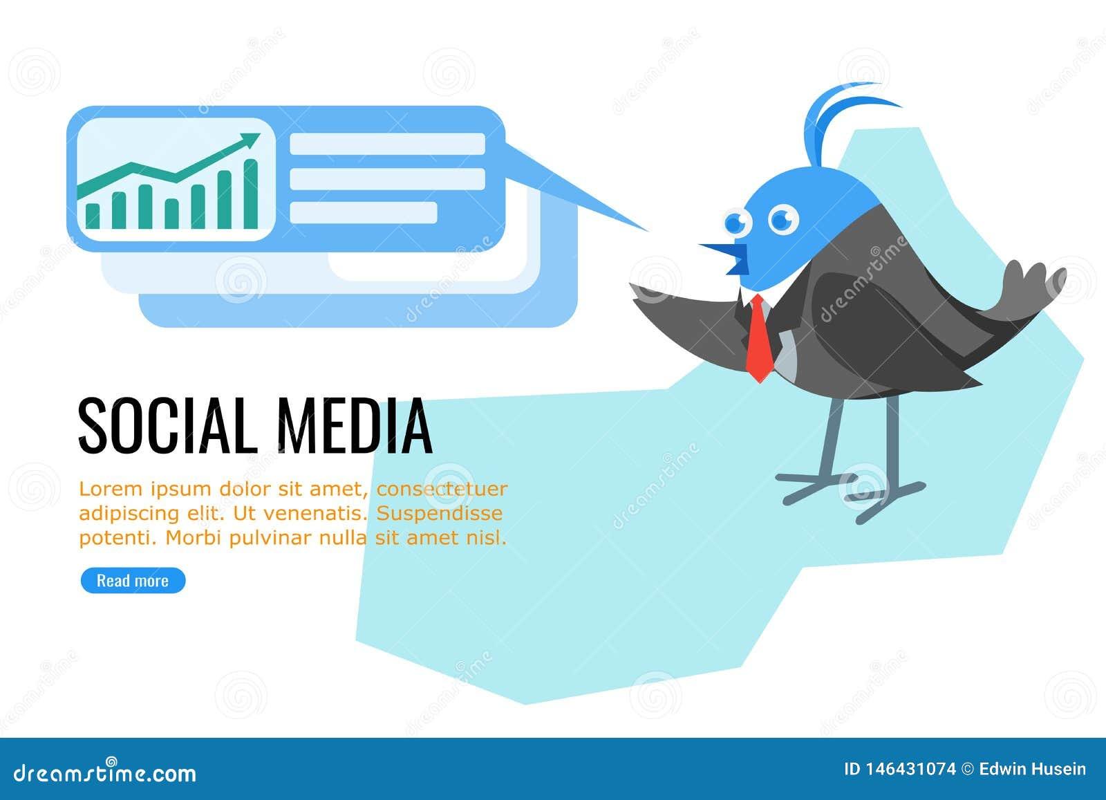 Политики и бизнесмен на социальных средствах массовой информации