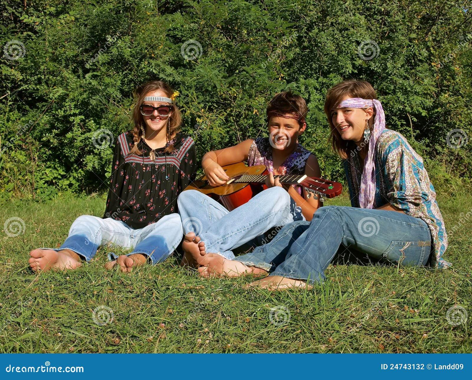 Полоса Hippie