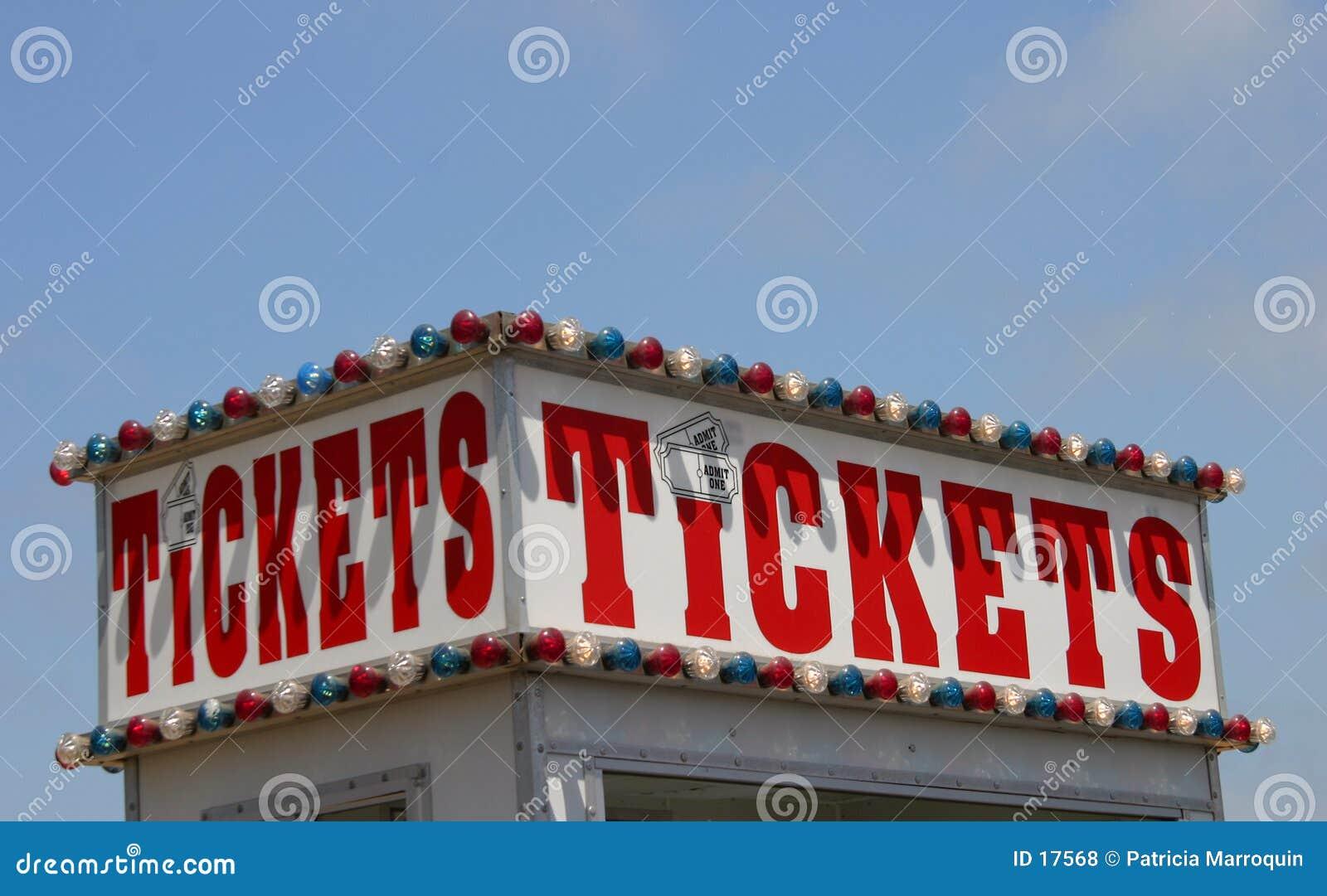 получите здесь снабжает ваше билетами