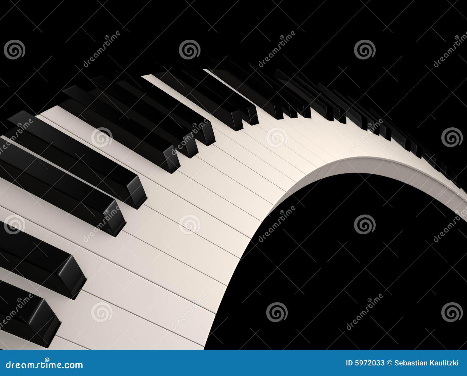 пользует ключом рояль