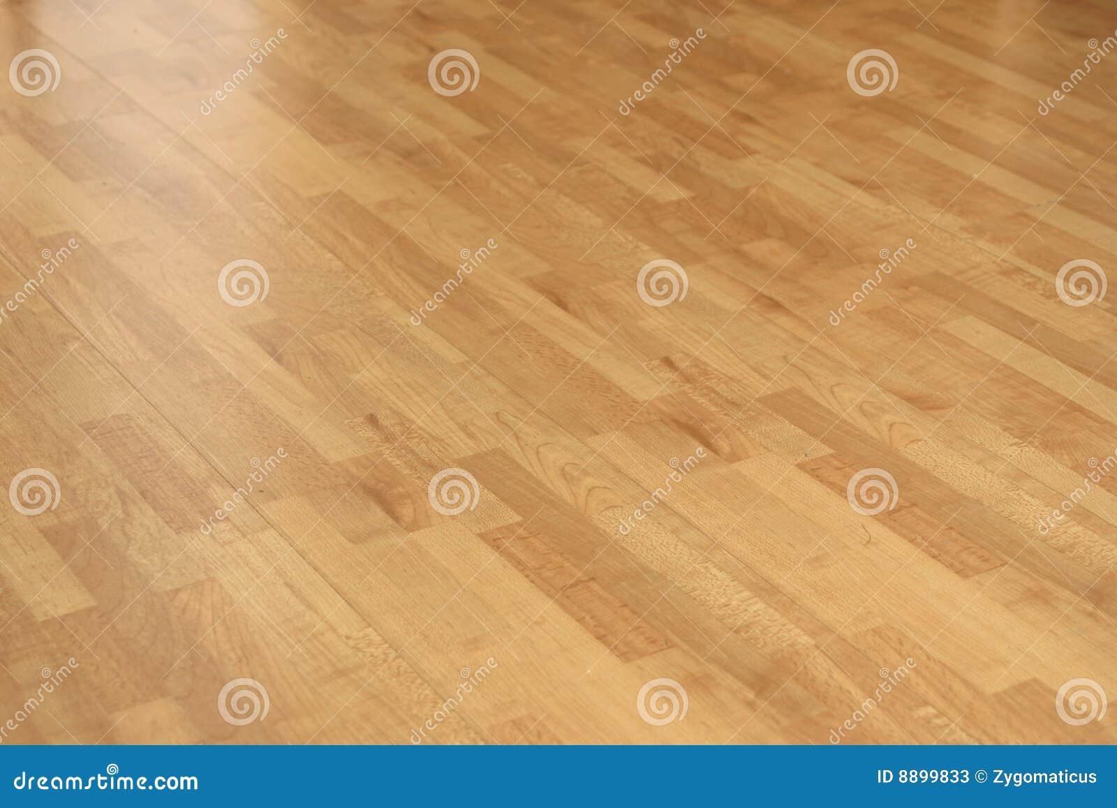 пол деревянный