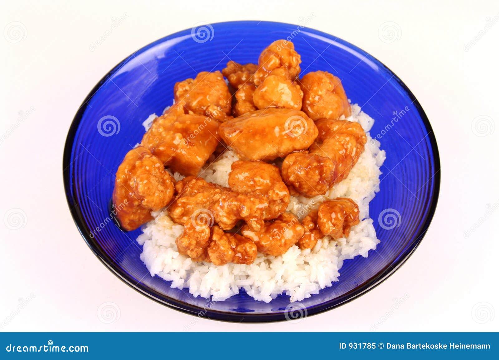 помеец цыпленка