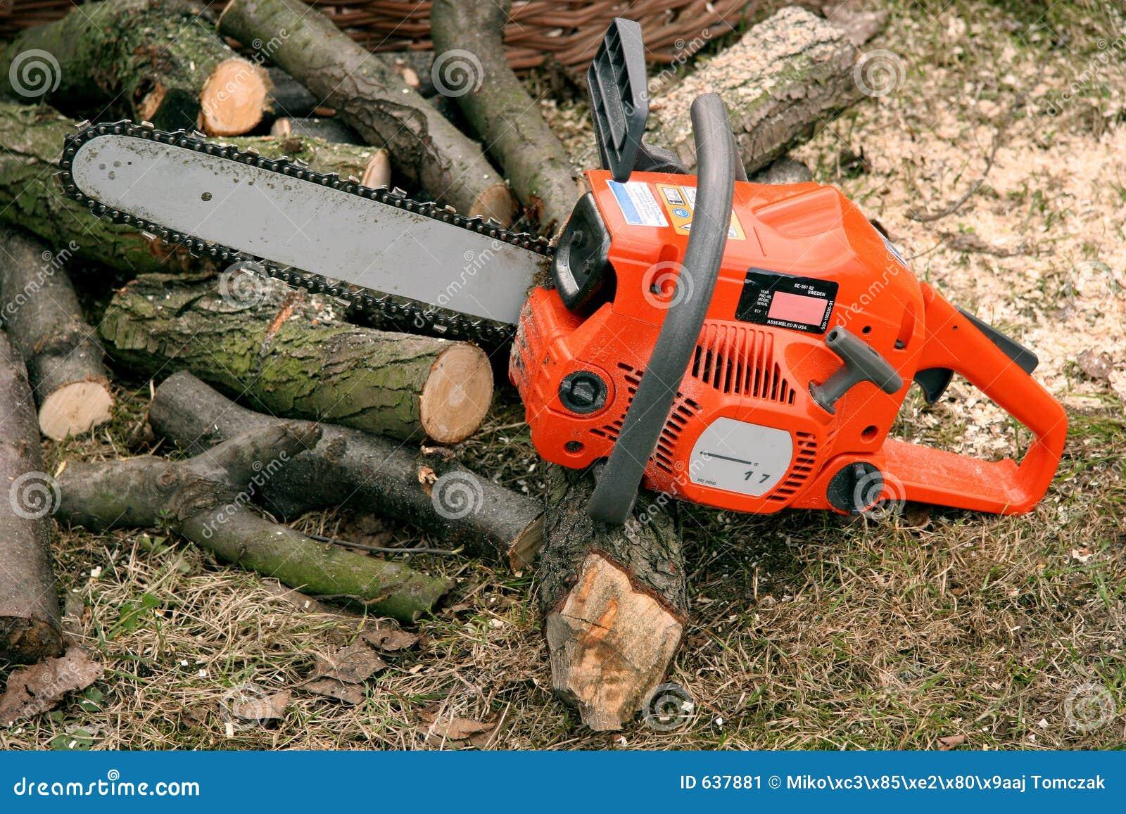 помеец chainsaw