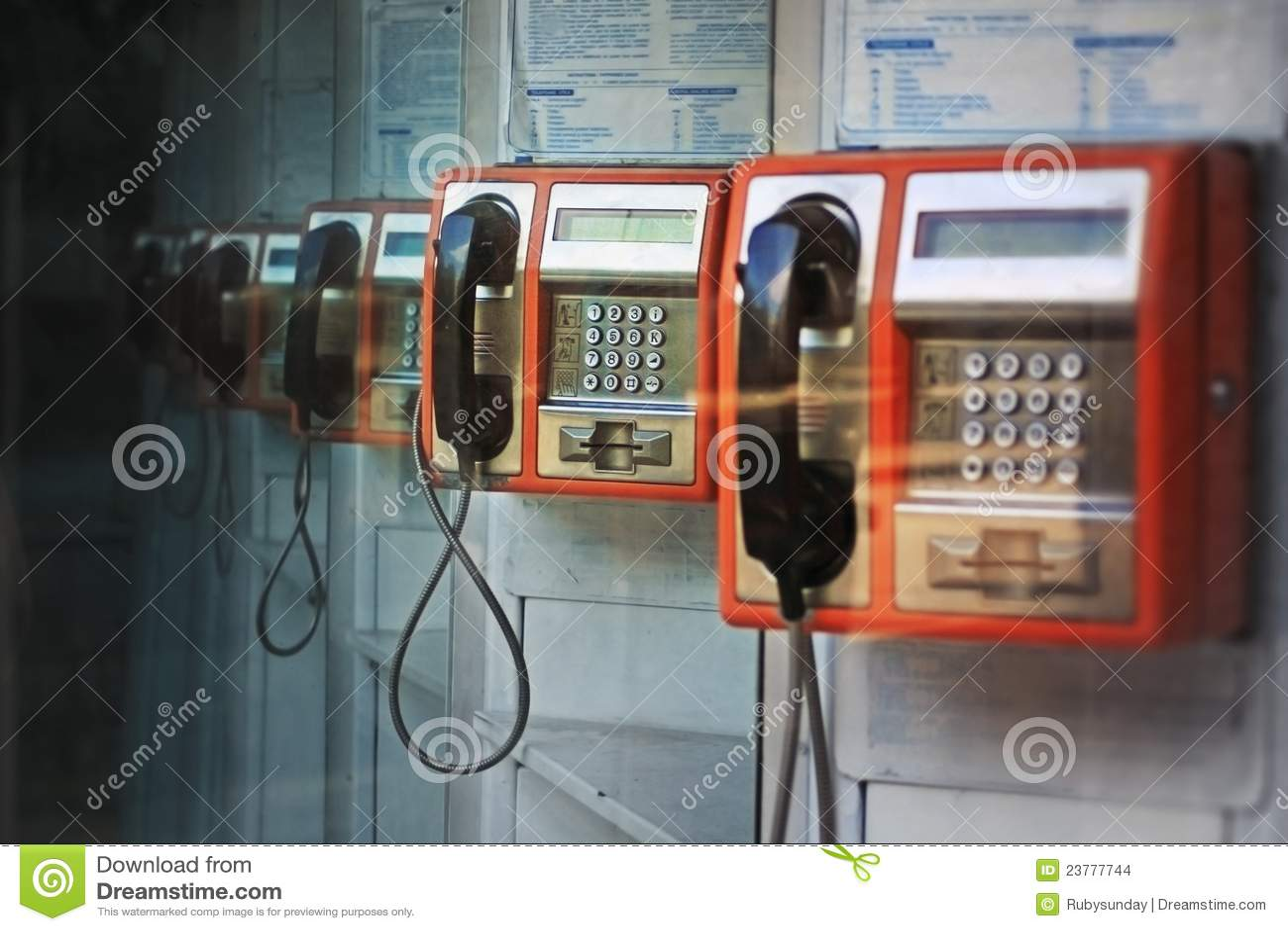 померанцовые payphones