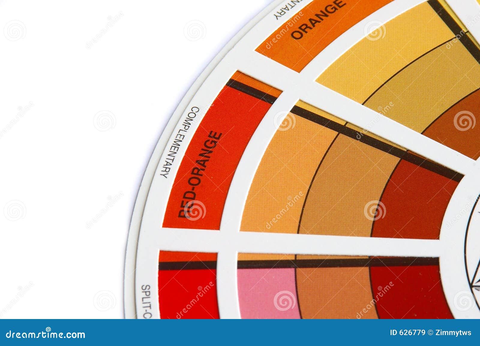 Download померанцовый красный цвет стоковое изображение. изображение насчитывающей пер - 626779