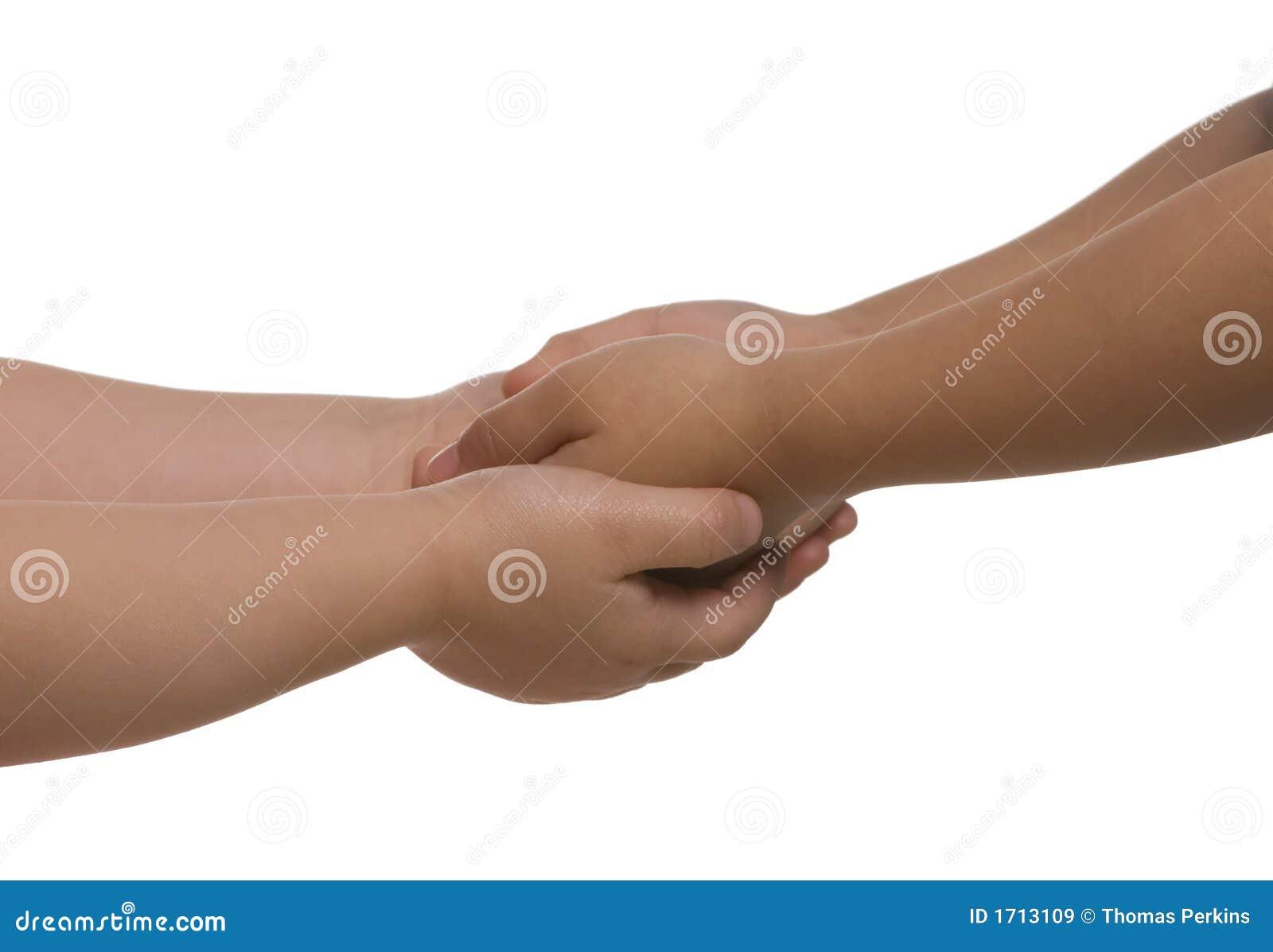 помогать рук