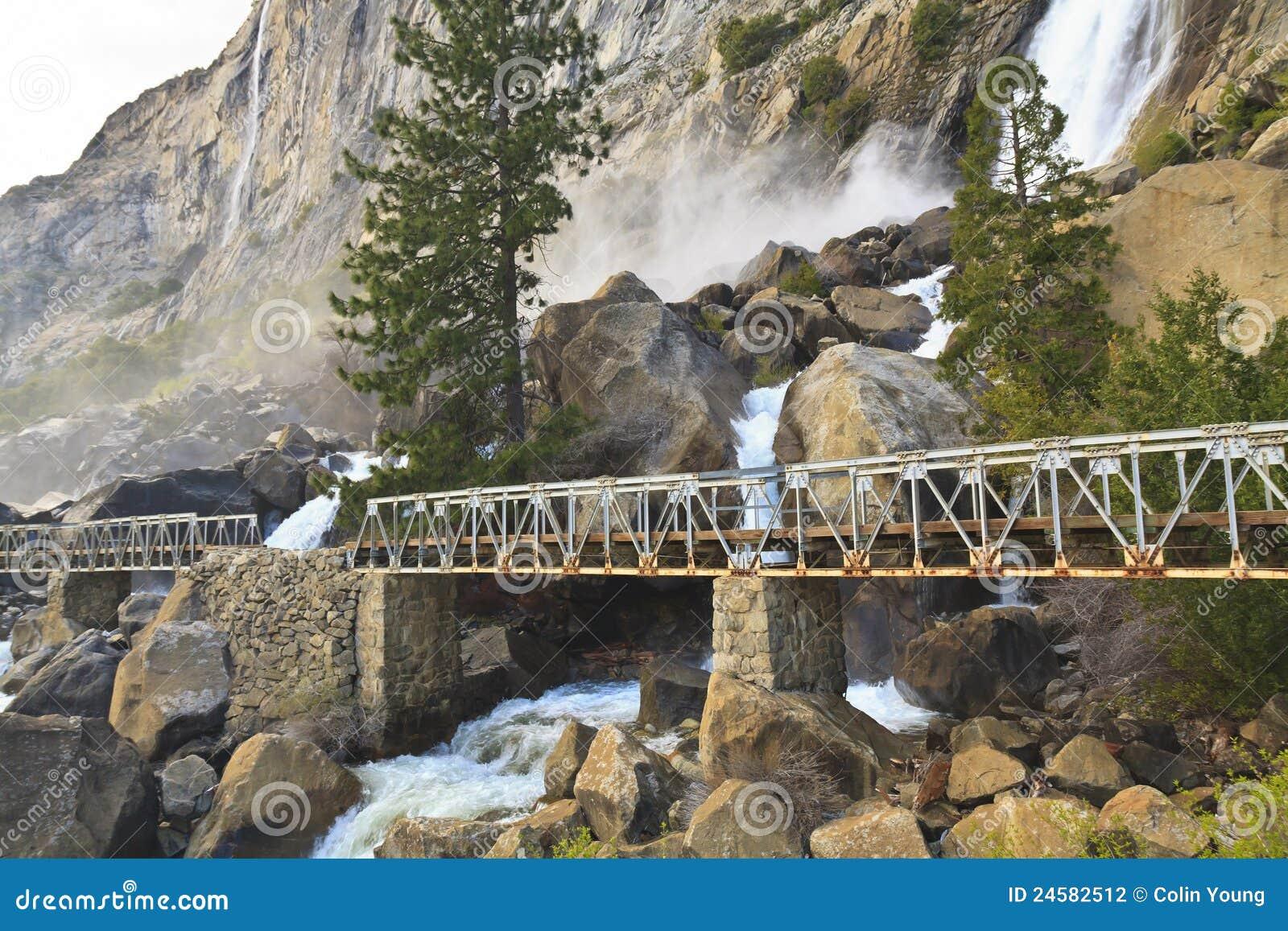 понижается wapama footbridge