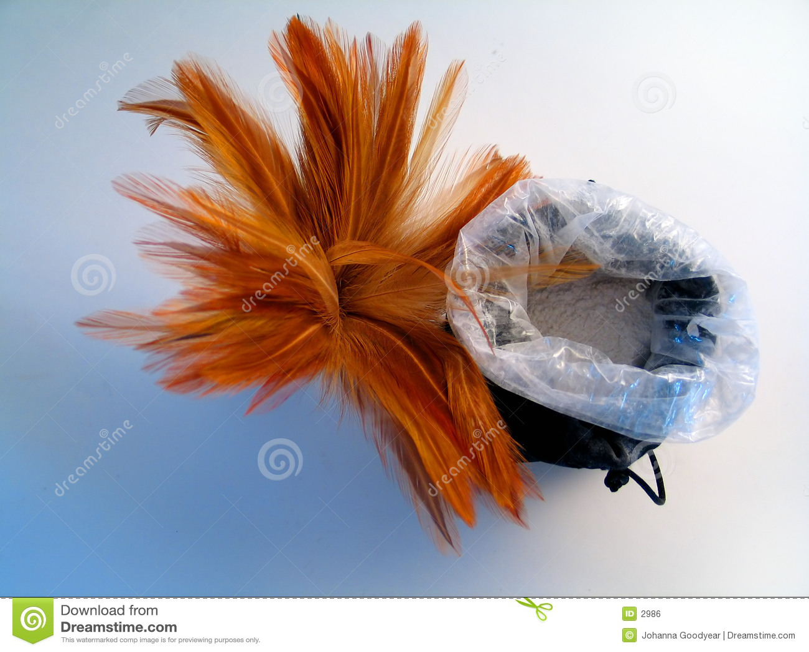 порошок пера ii щетки мешка