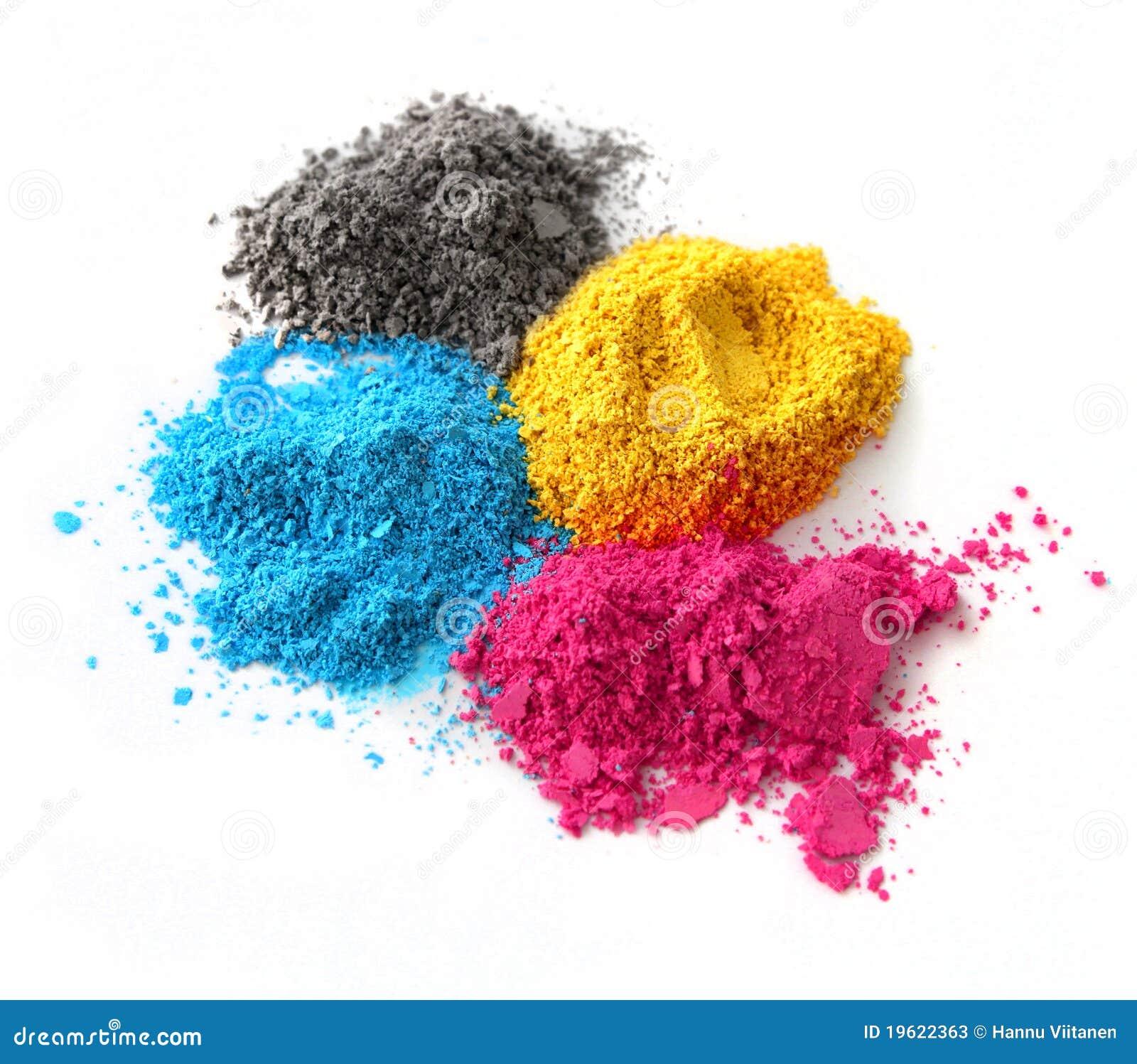 Рисунки цветным порошком