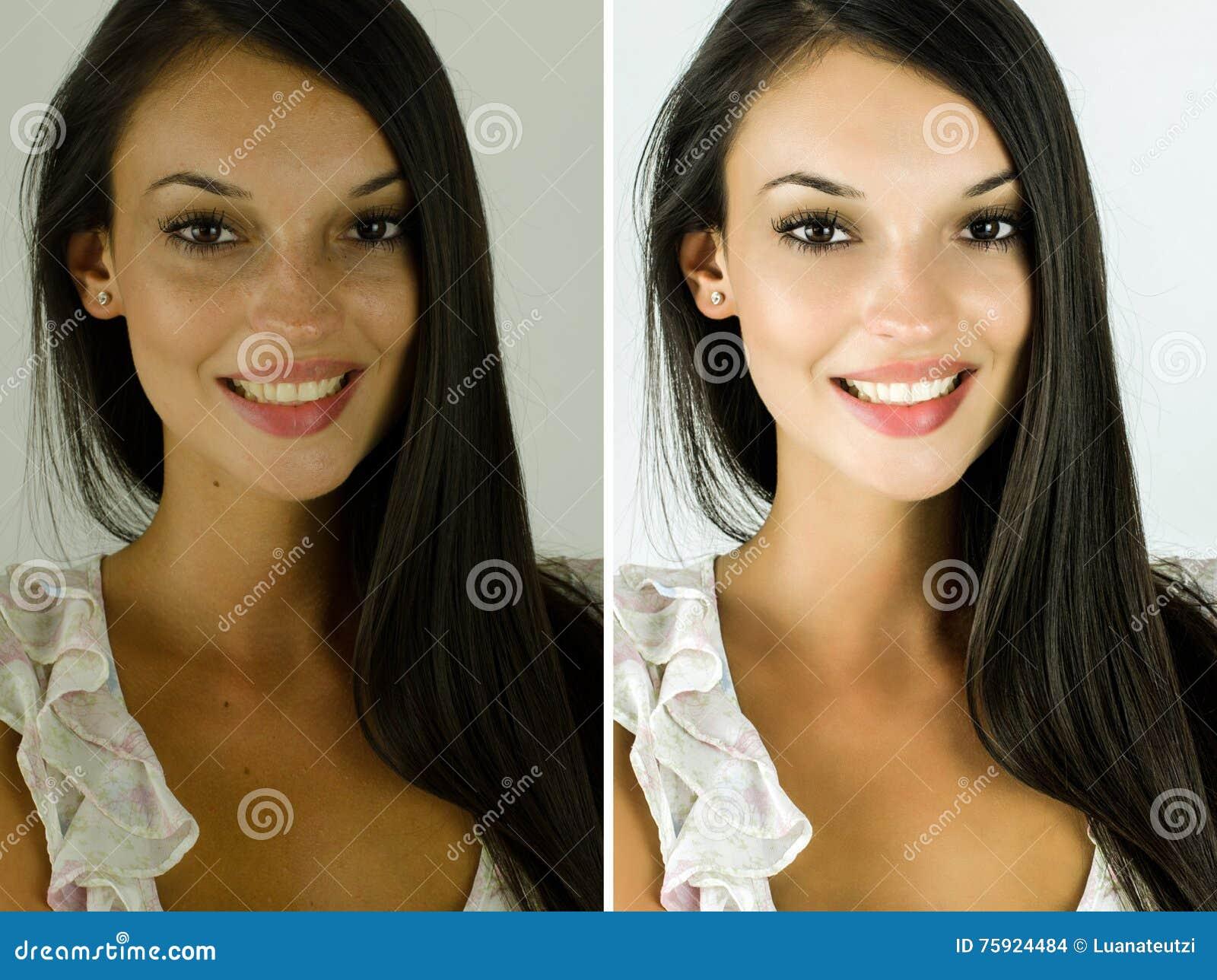 как ретушировать фотографии