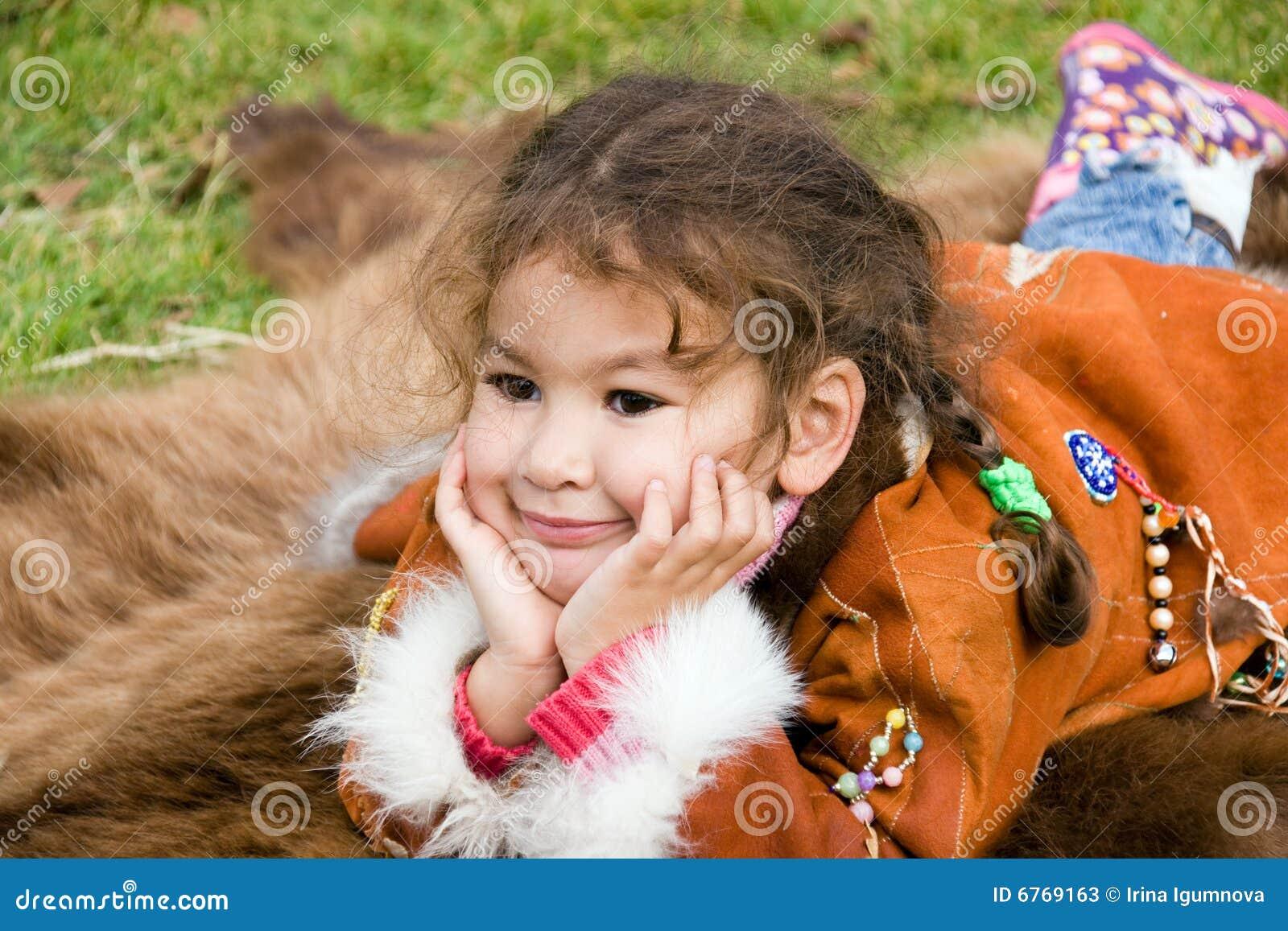 Фото красивых девушек чукчей 1 фотография