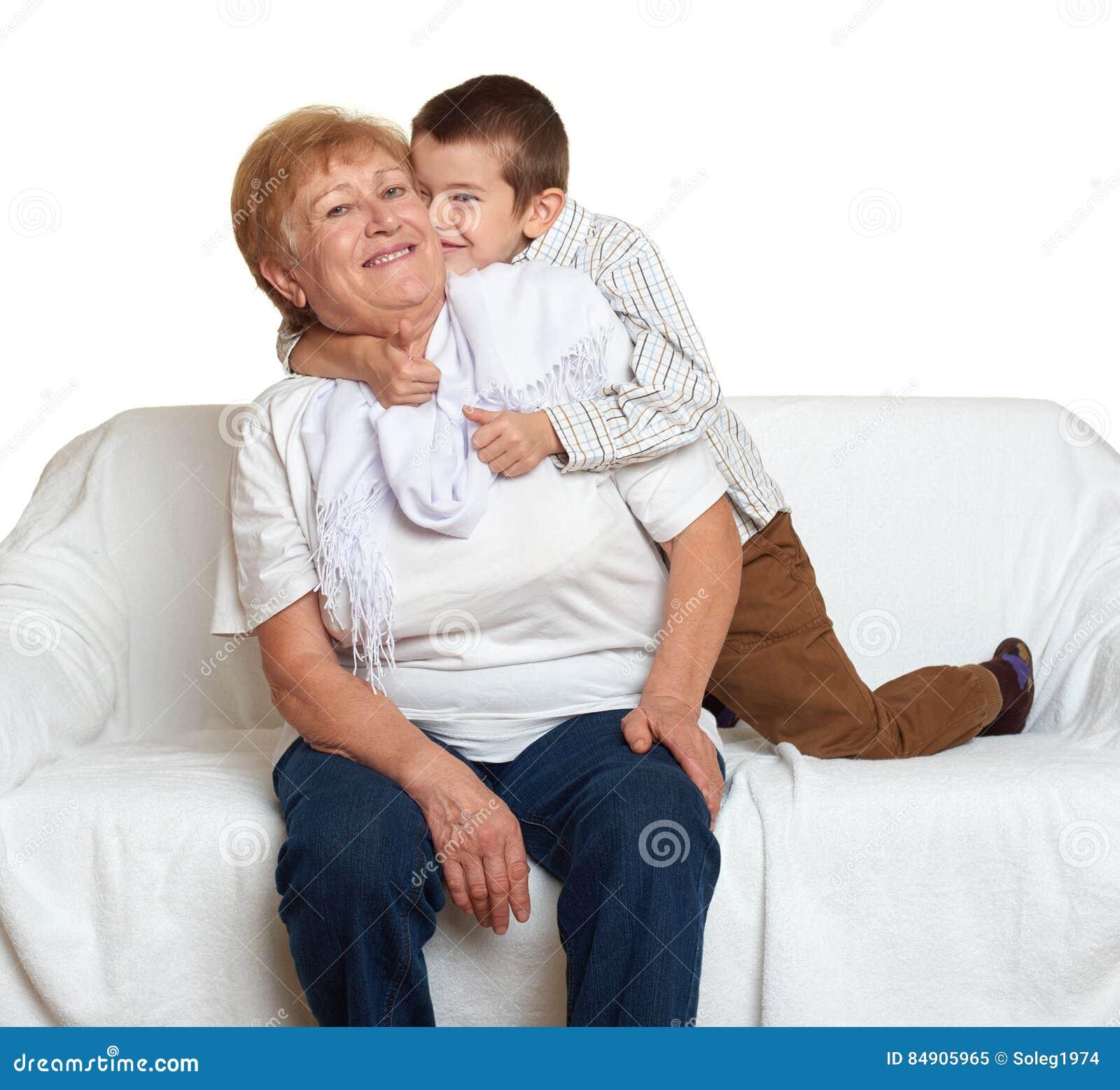 Старухи внуки