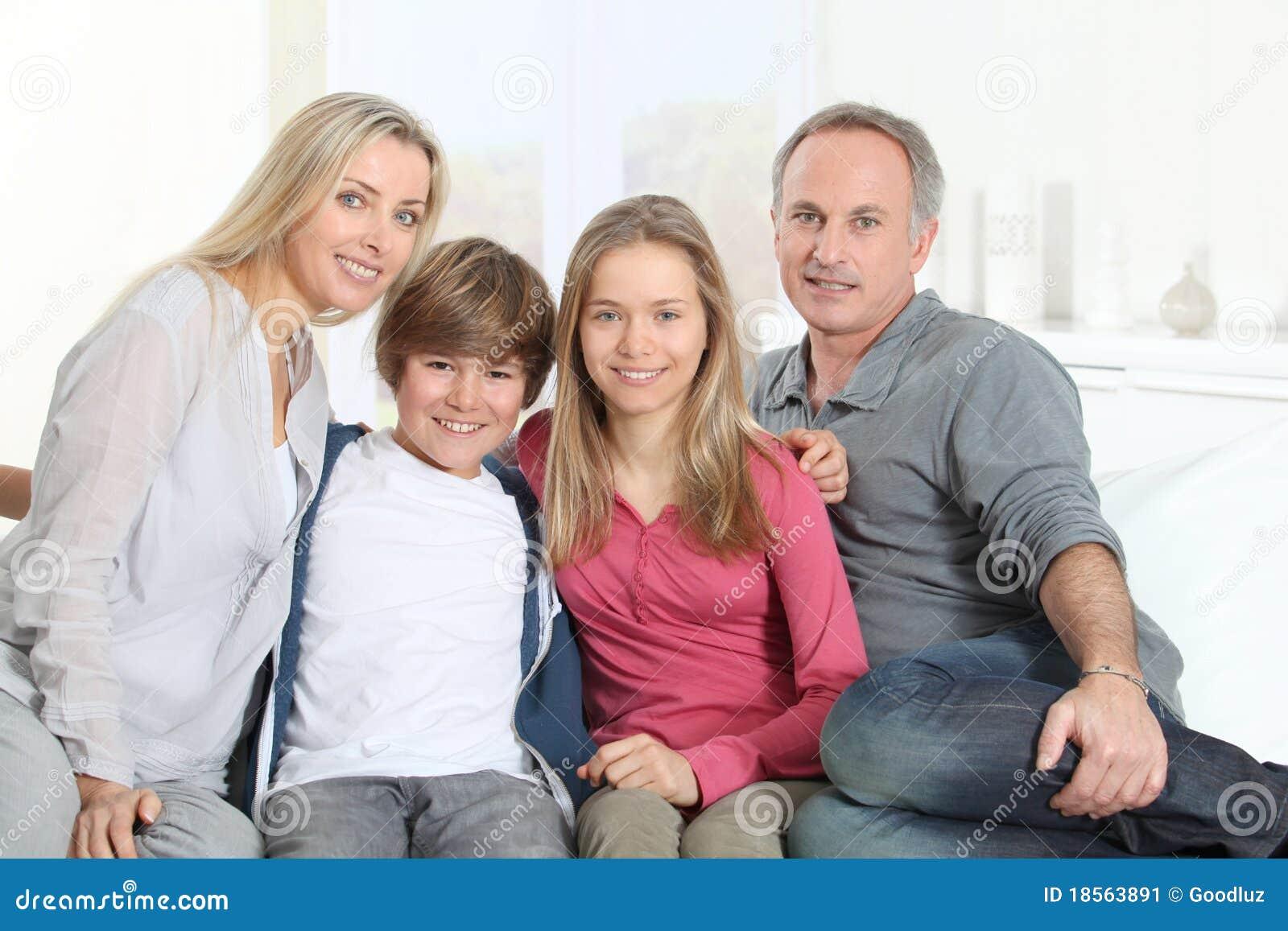 Портрет семьи
