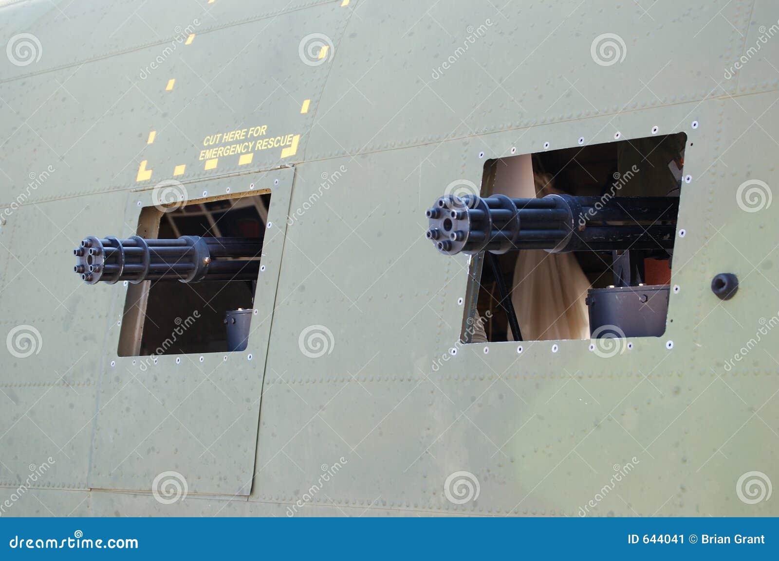 Download порты пушки пугающие стоковое изображение. изображение насчитывающей летально - 644041
