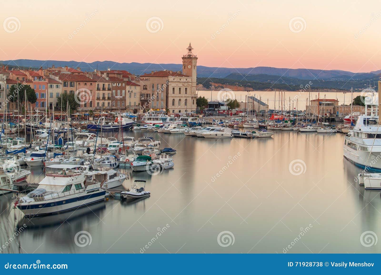 Порт Ciotat Ла
