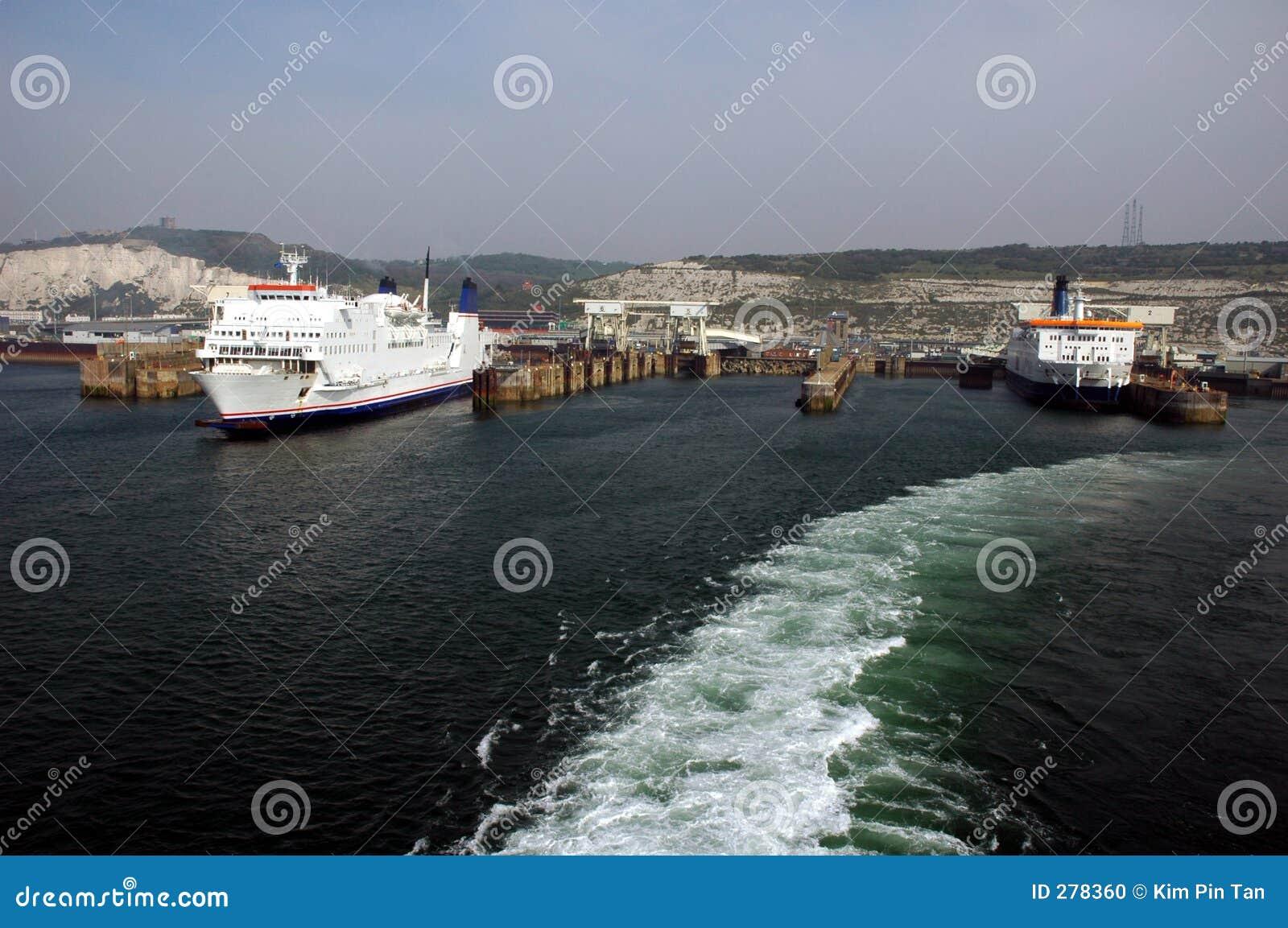порт dover