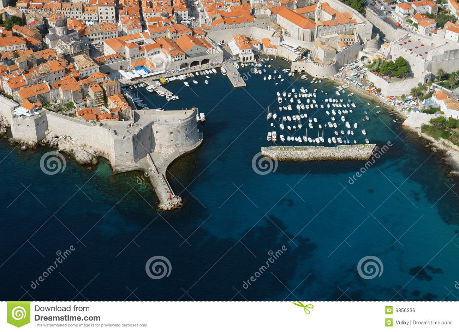 порт dubrovnik