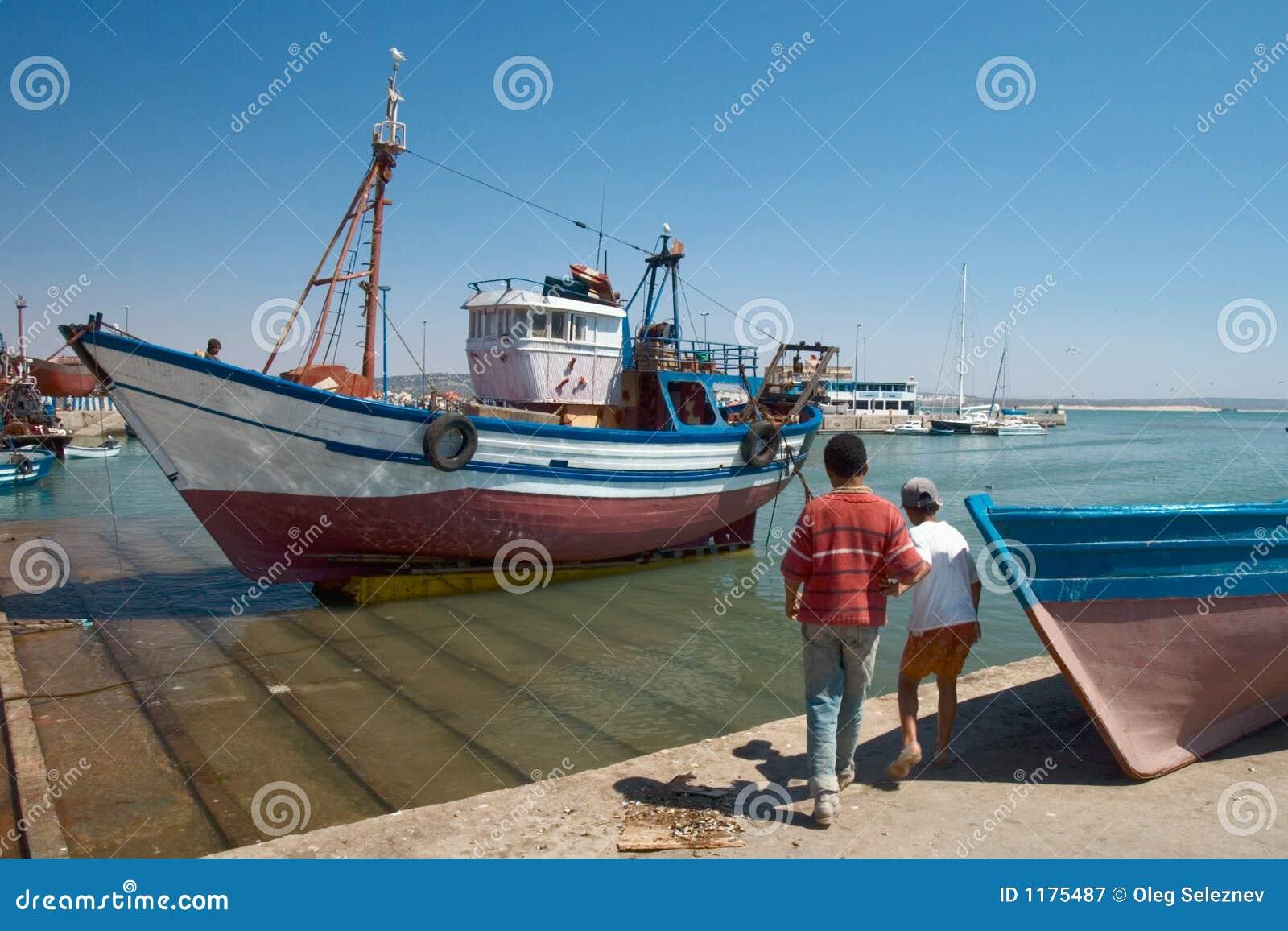 порт essaouira
