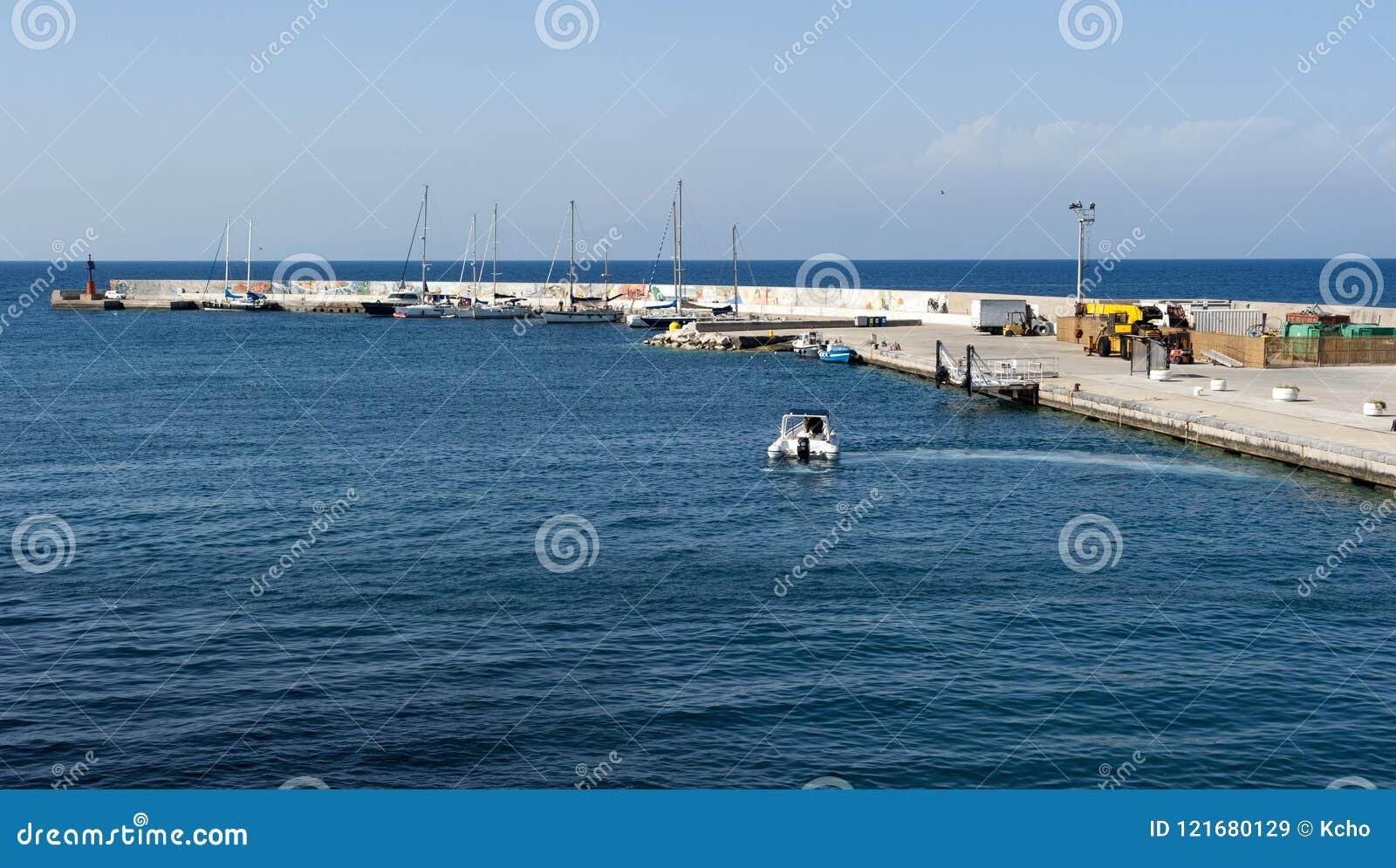 Порт Ventotene