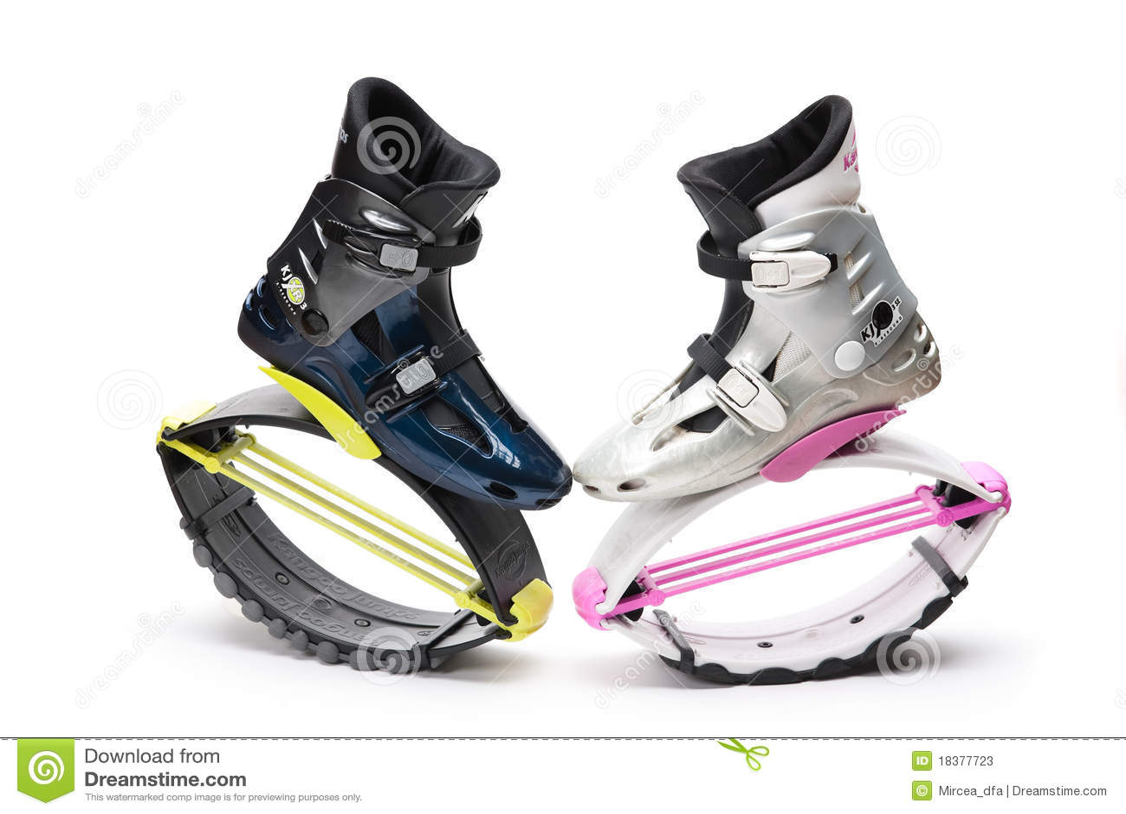 поскачите ботинки