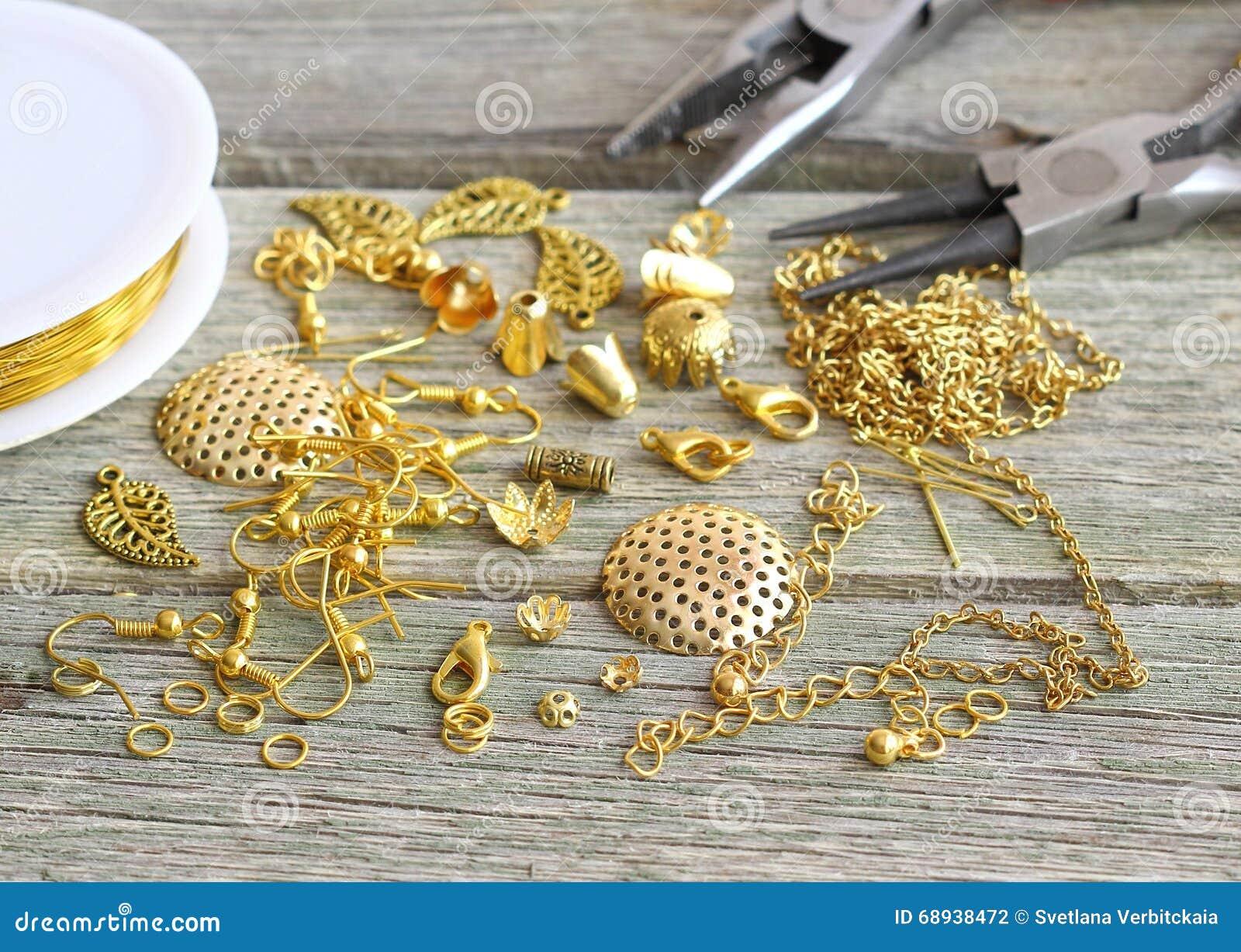 Поставки для ювелирных изделий золота