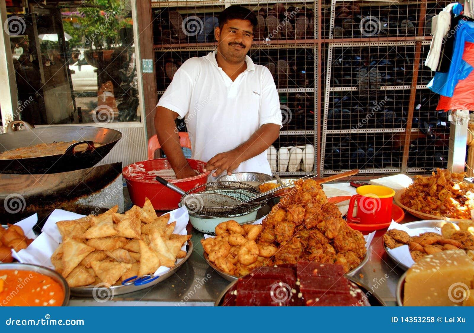 поставщик georgetown индийский Малайзии еды