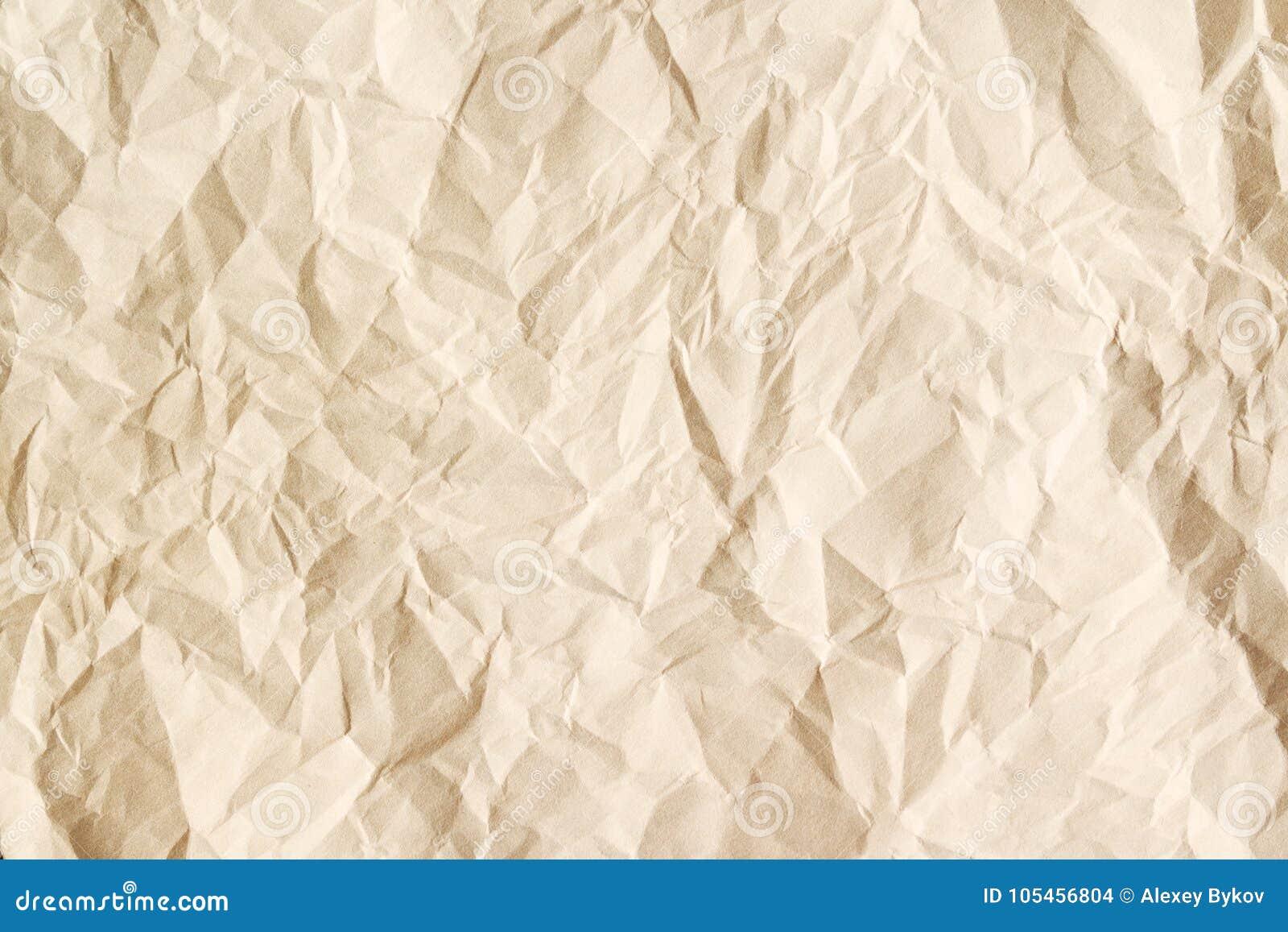 Постаретая бежом бумажная предпосылка листа