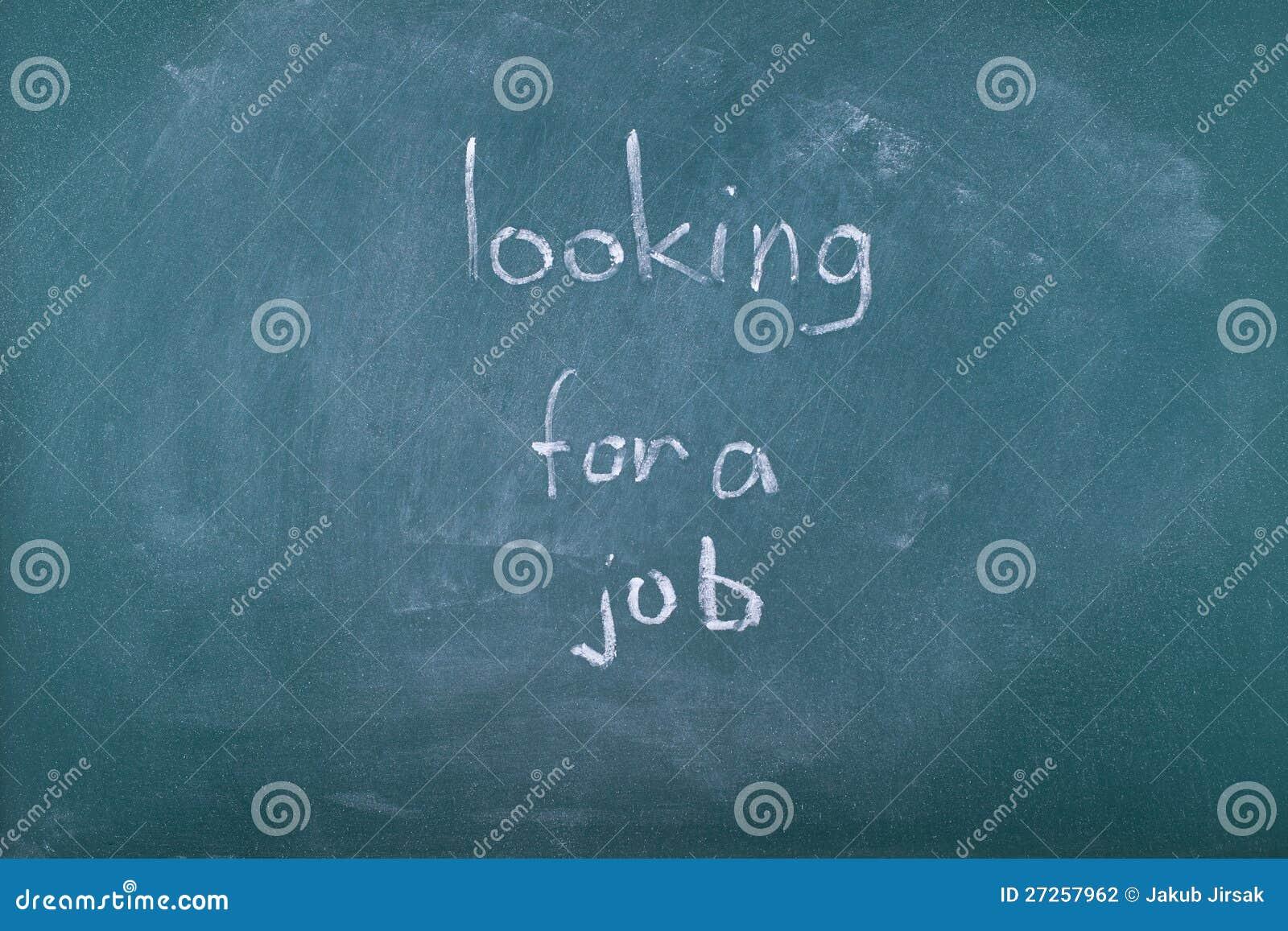 Постдипломно ищущ работа