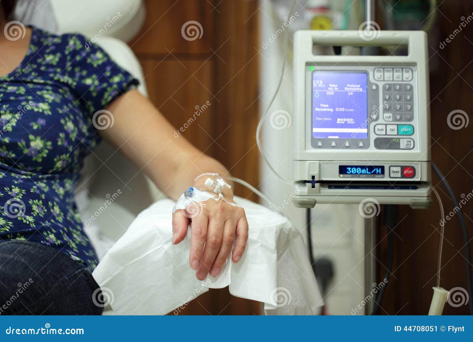 Потек Intravenous IV
