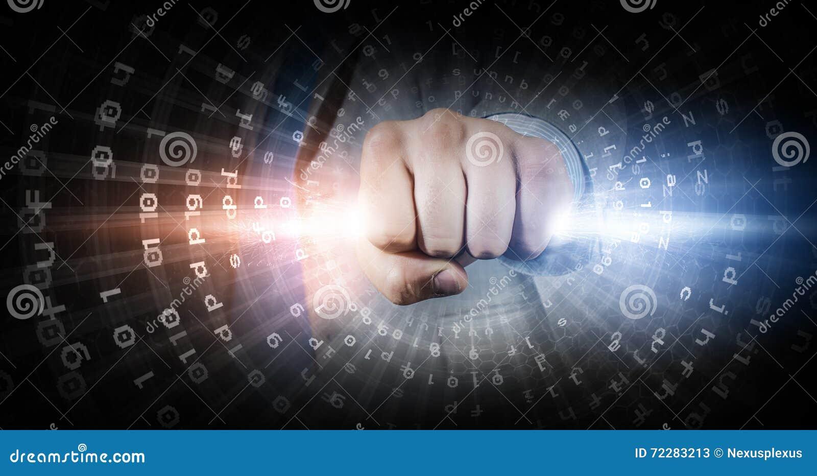 Download Поток задвижки человека света Стоковое Изображение - изображение насчитывающей померанцово, свет: 72283213