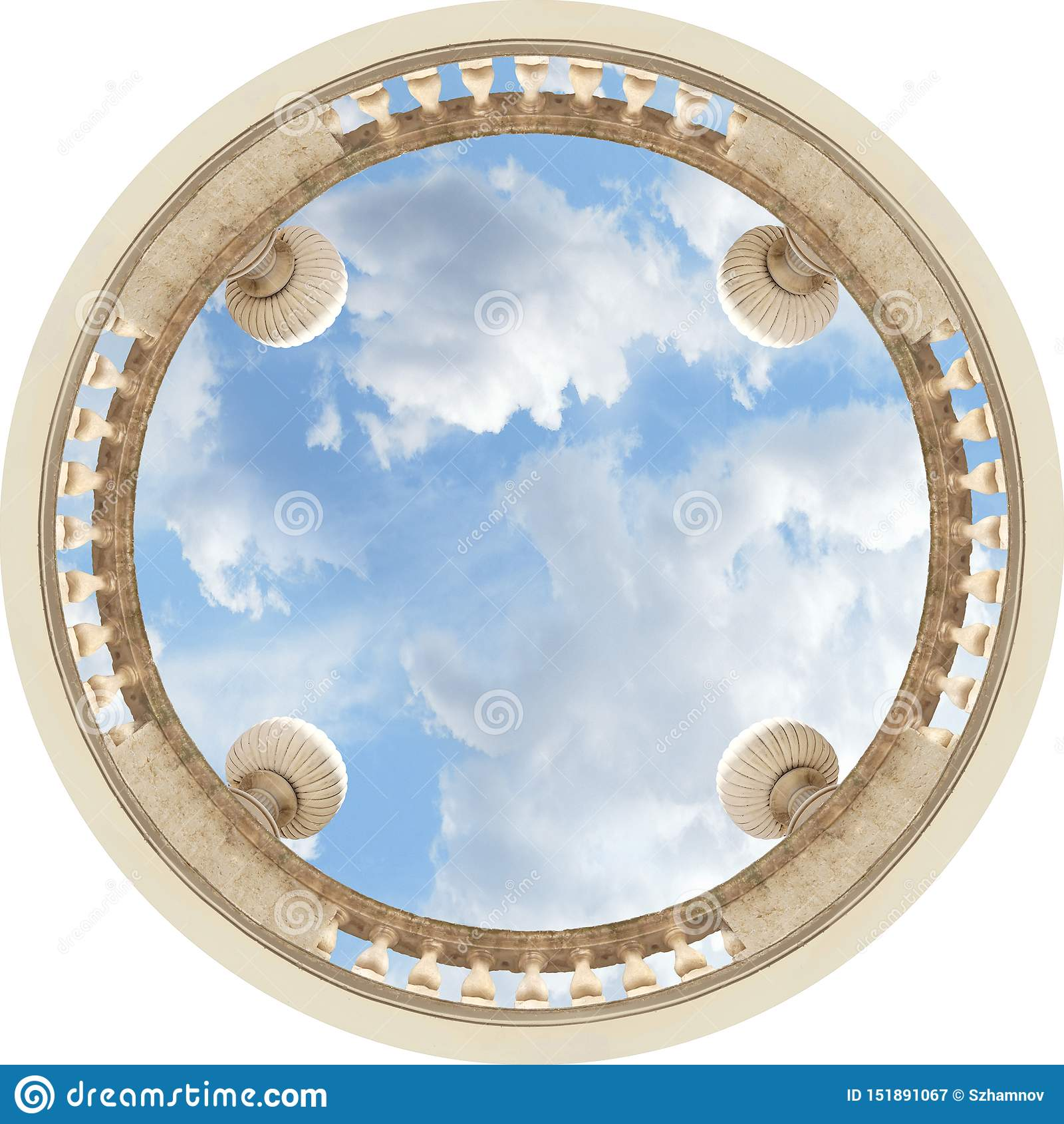 Потолок неба