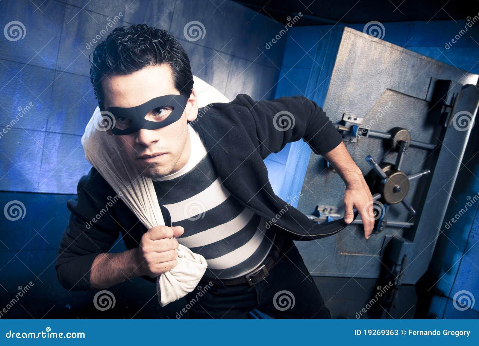 похититель отсутствующих дег идущий