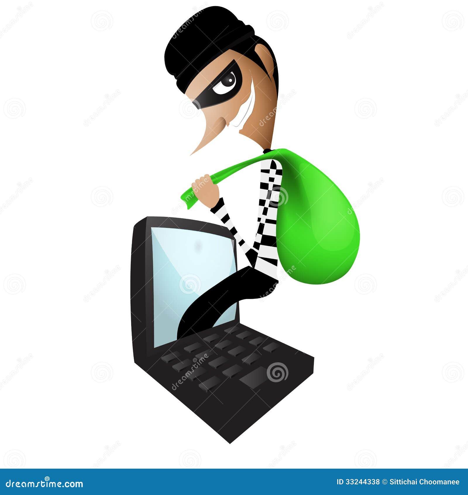 Похититель через интернет