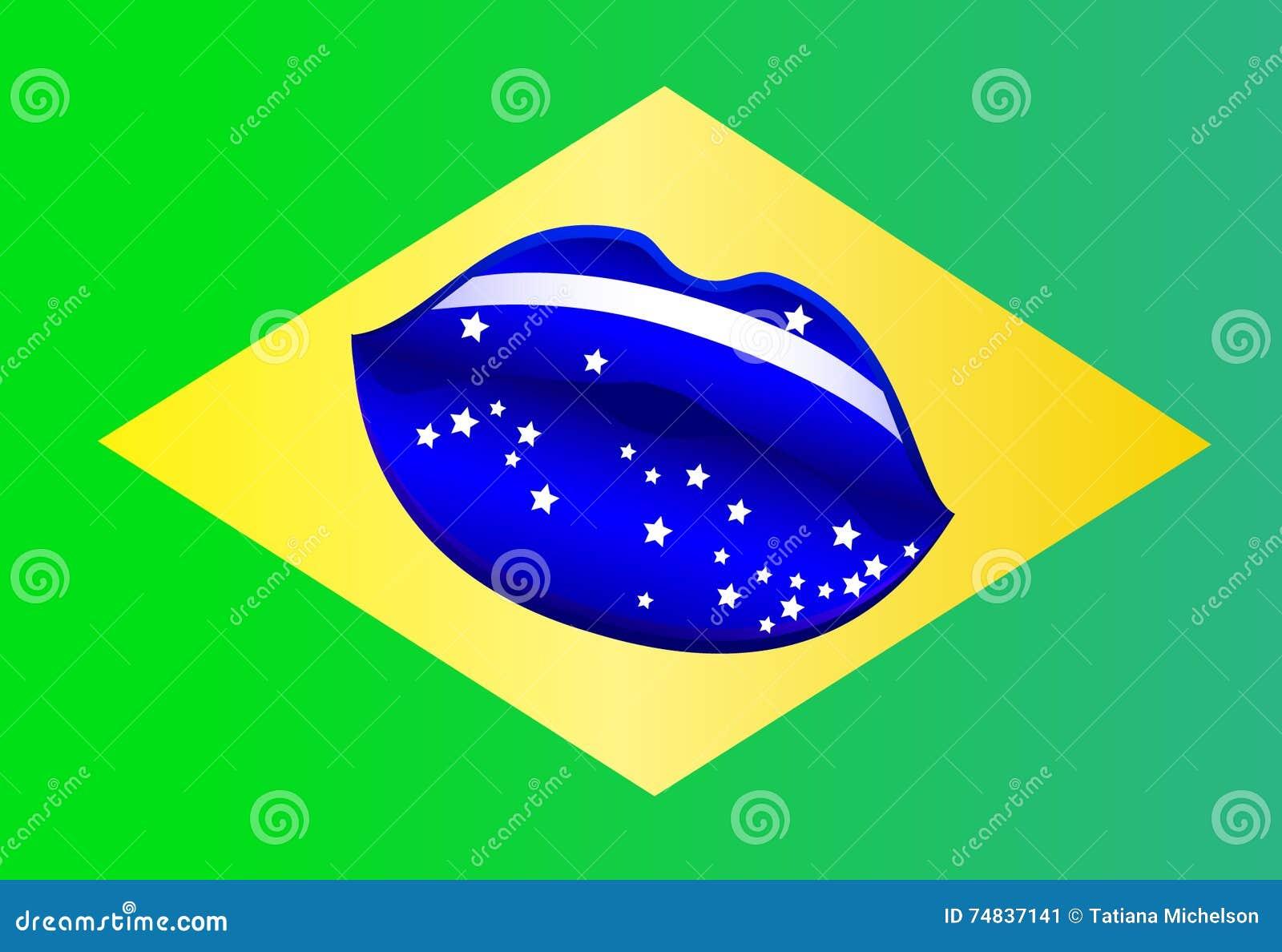 Поцелуй Бразилия