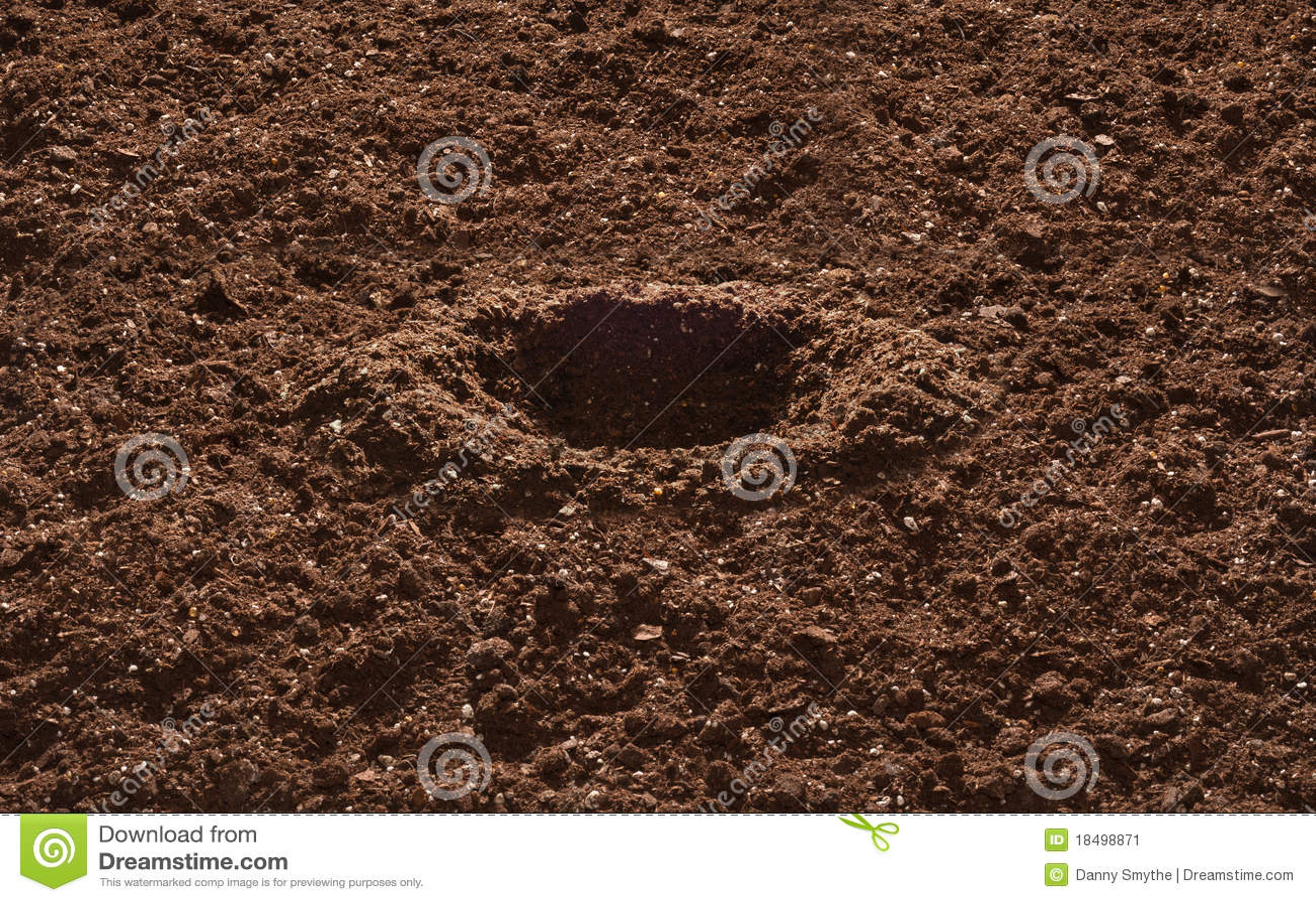 почва сада