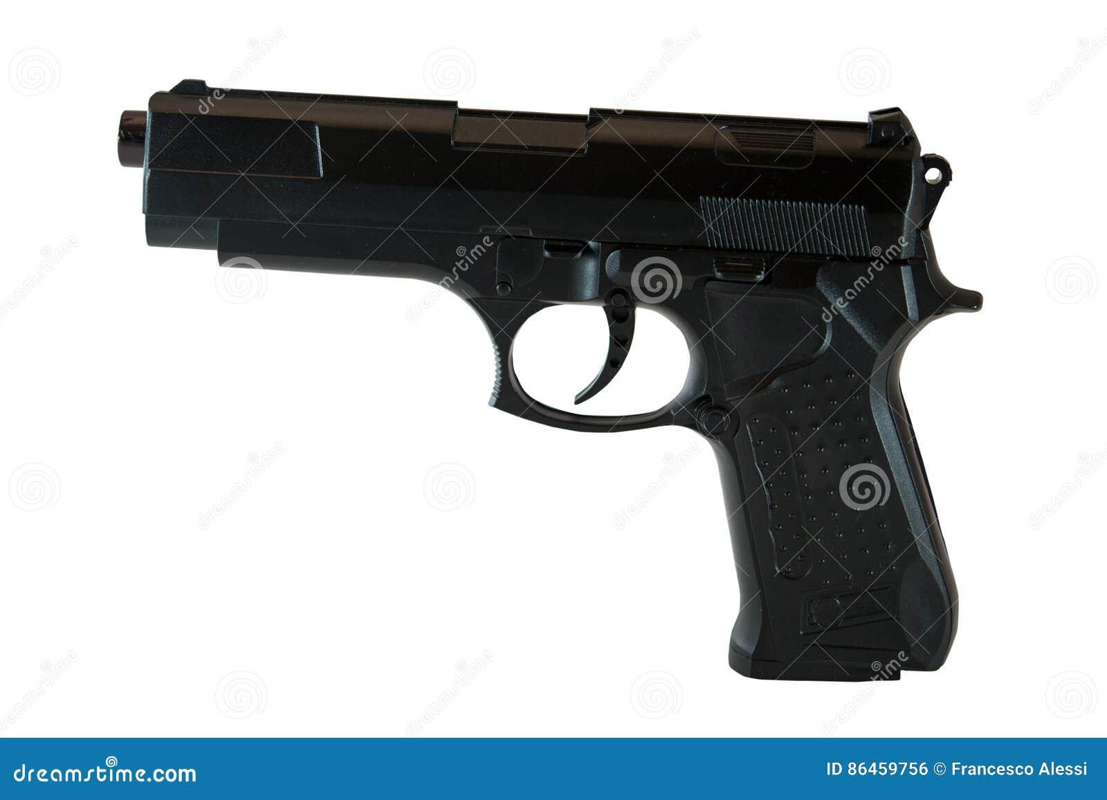 почерните пушку