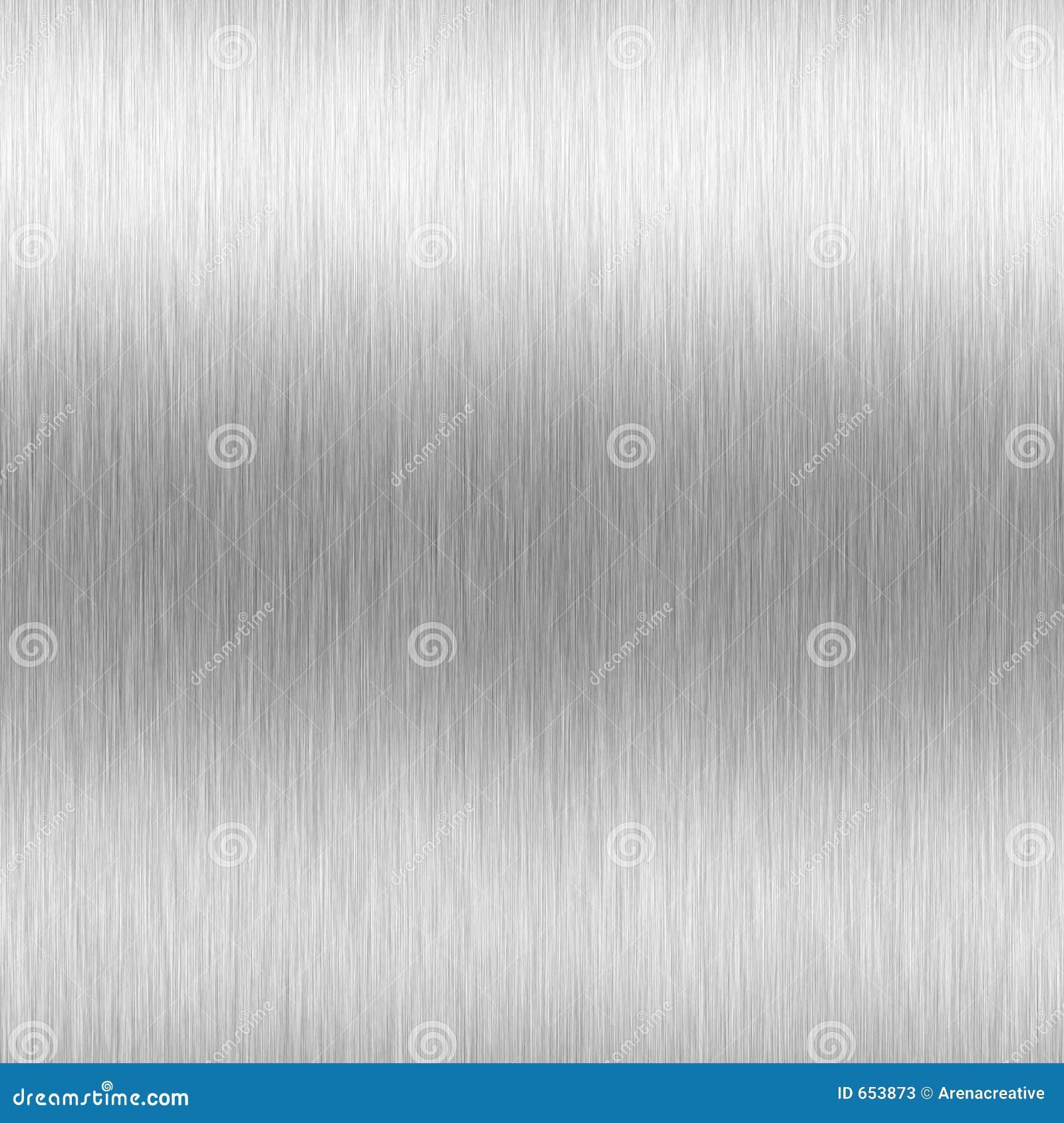 почищенный щеткой алюминием максимум контраста