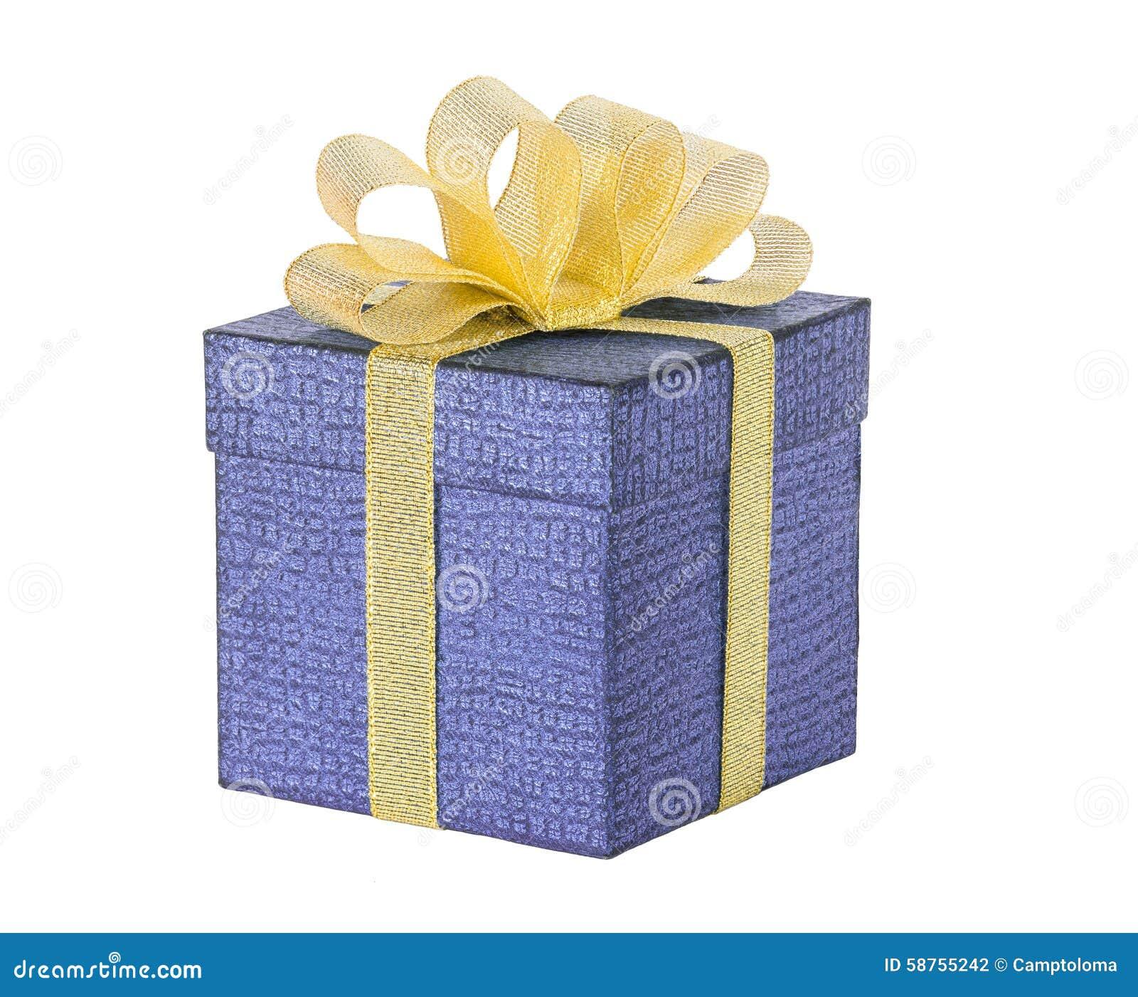 Подарок рождества, представляет изолированный, предпосылка