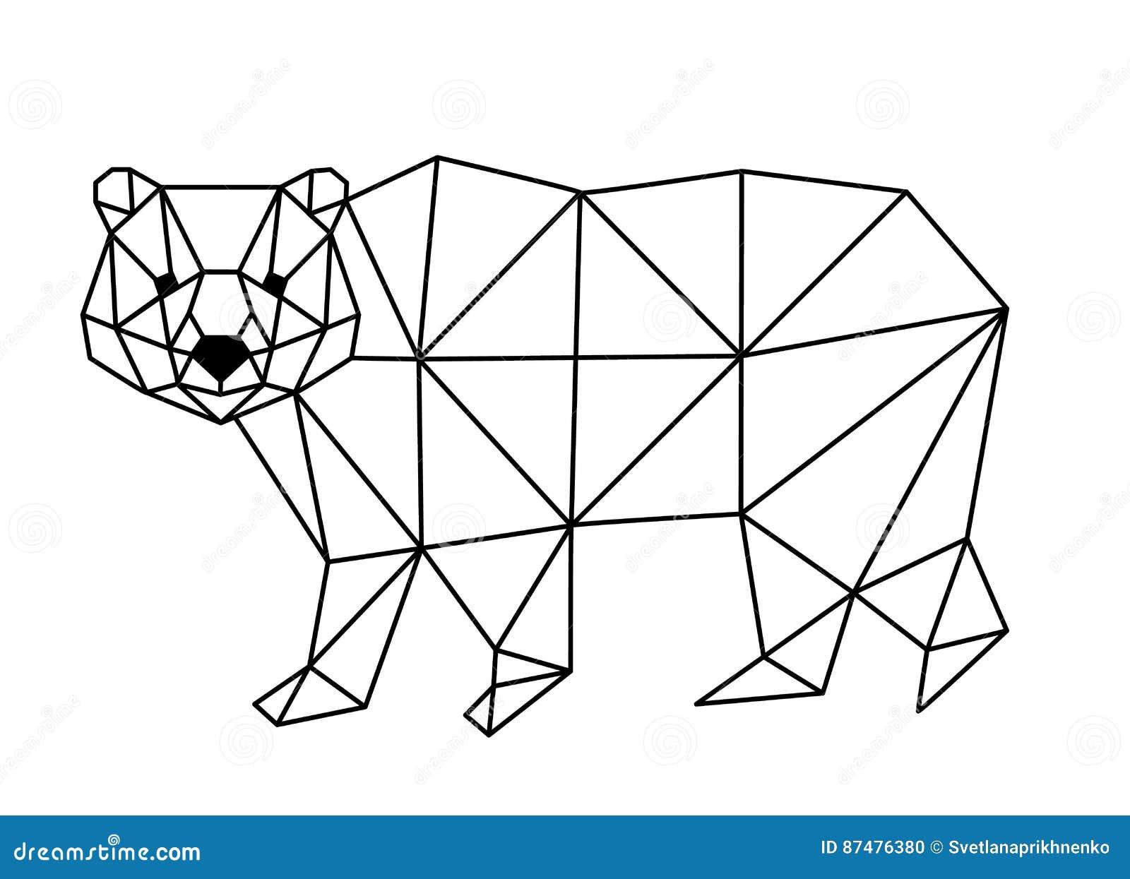 Полигональный Fox
